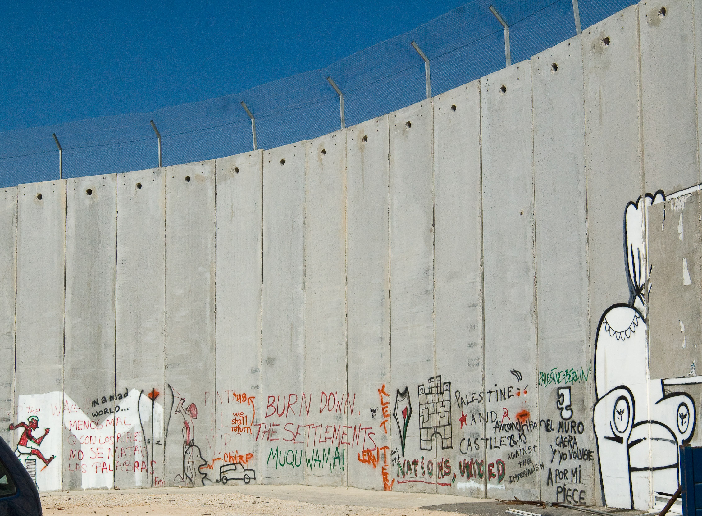 Marcus Miller: Indigenous peoples aren't the same as Palestinians