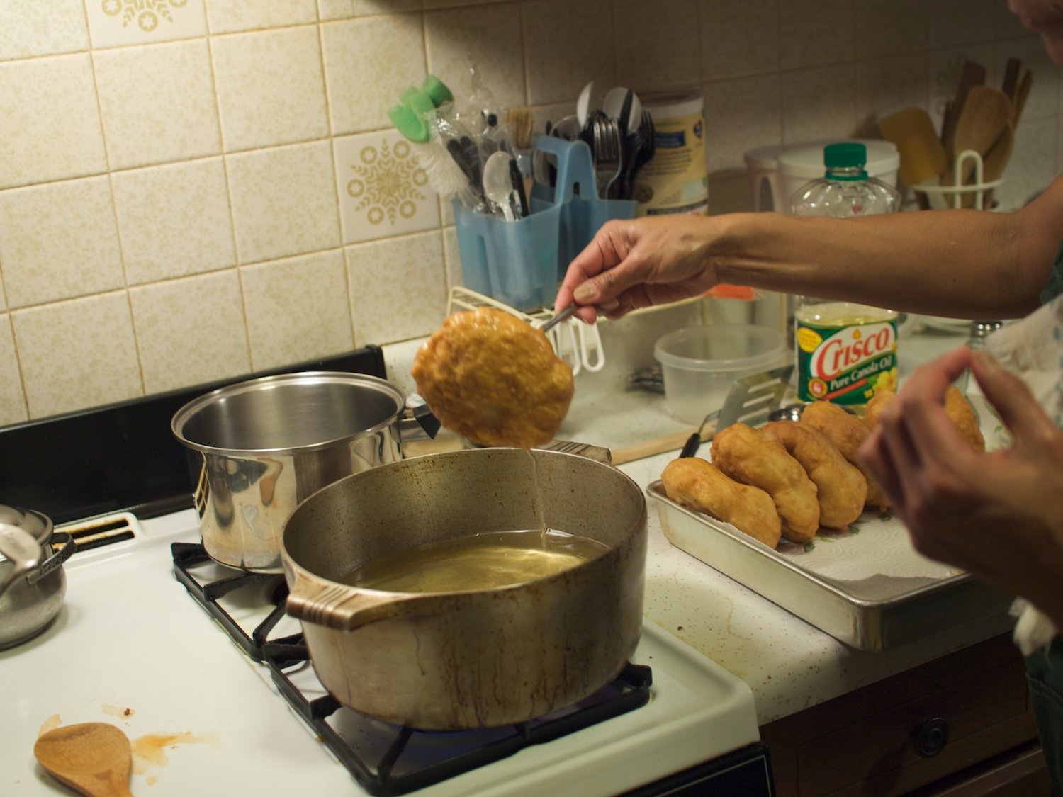 Ivan Star Comes Out: Fry bread is just another legacy of colonization