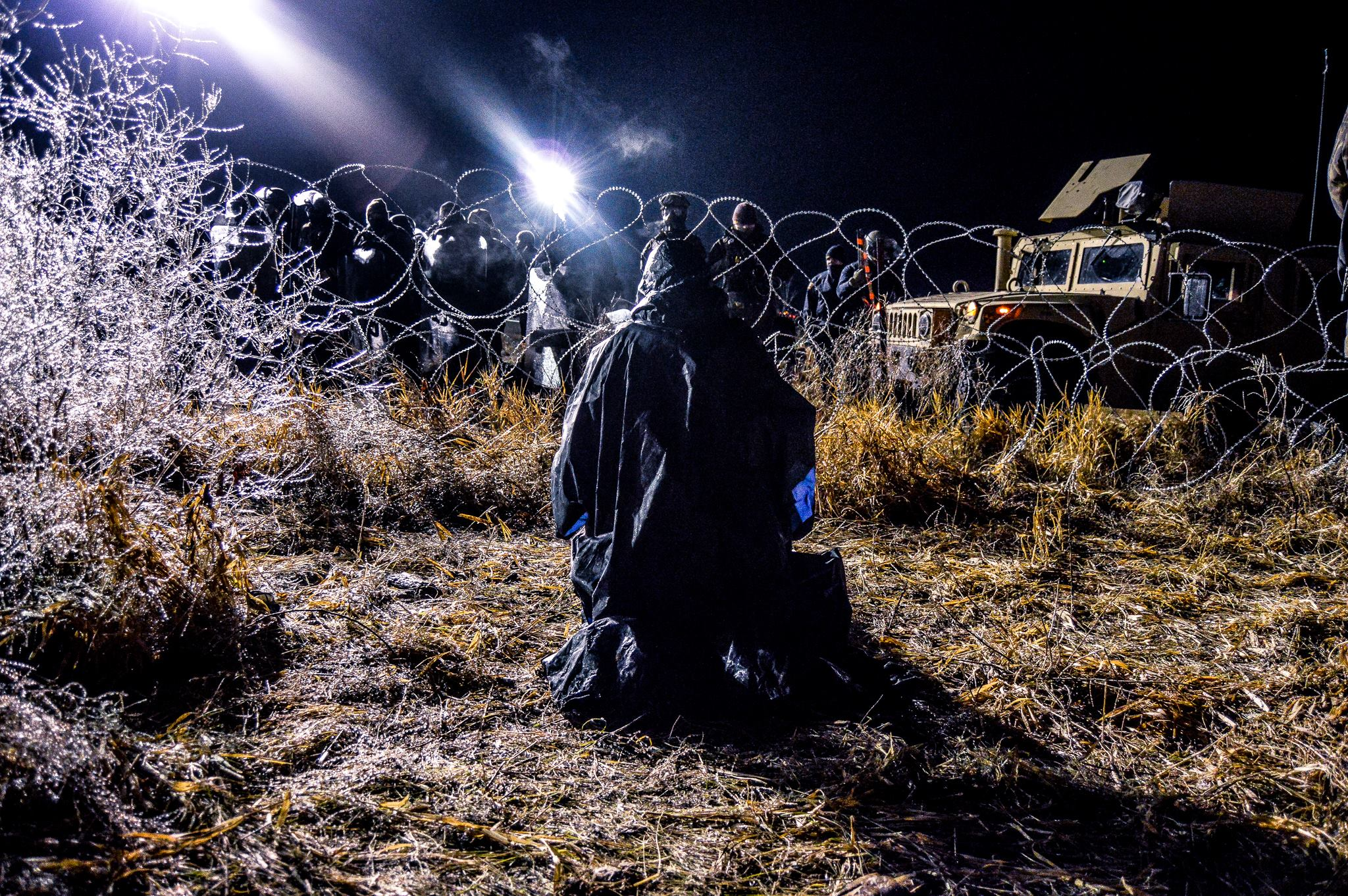 Ruth Hopkins: Americans left with $15M bill for Dakota Access Pipeline's 'private army'