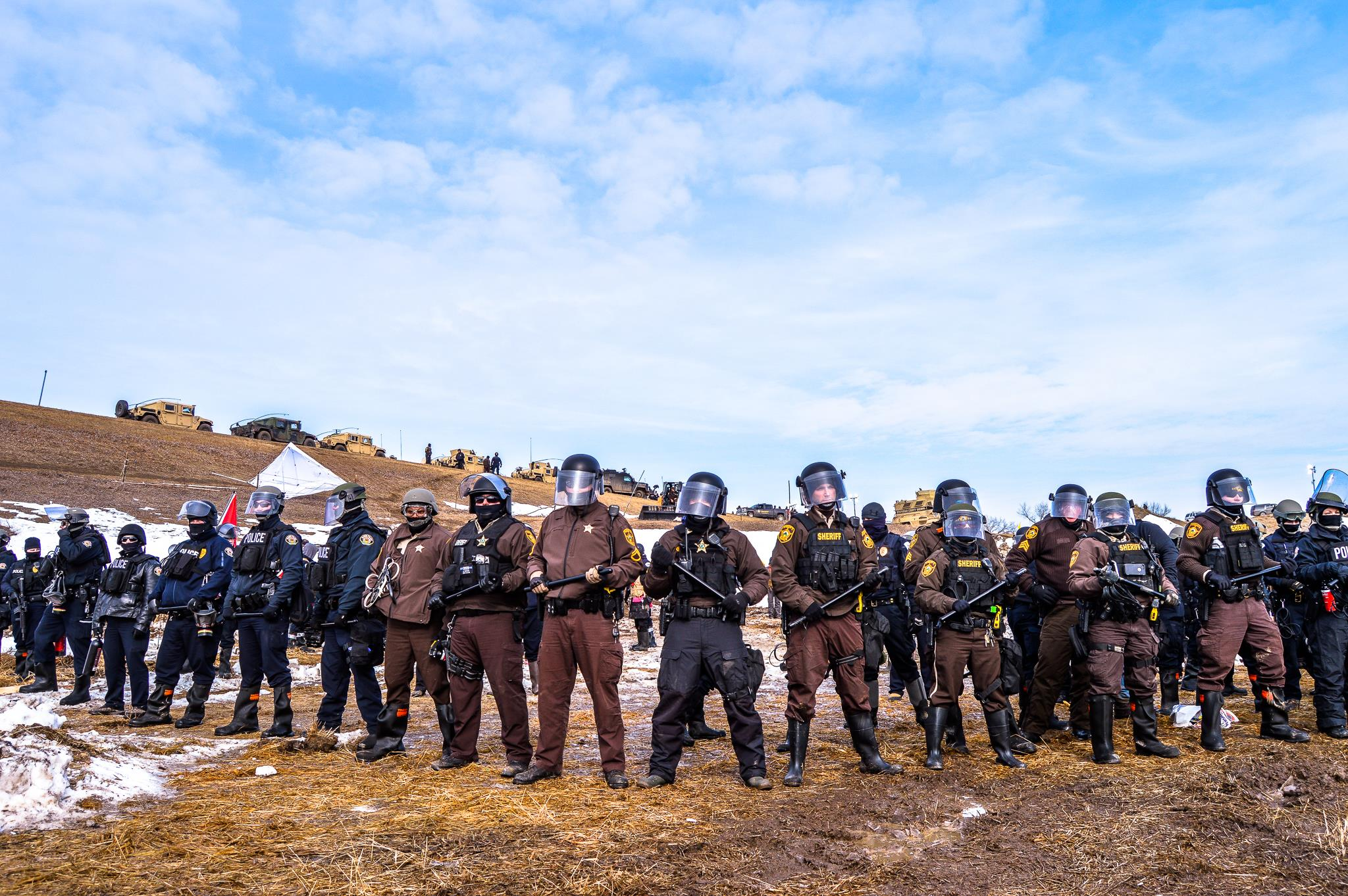 Lawmakers dug deep to help North Dakota with #NoDAPL response