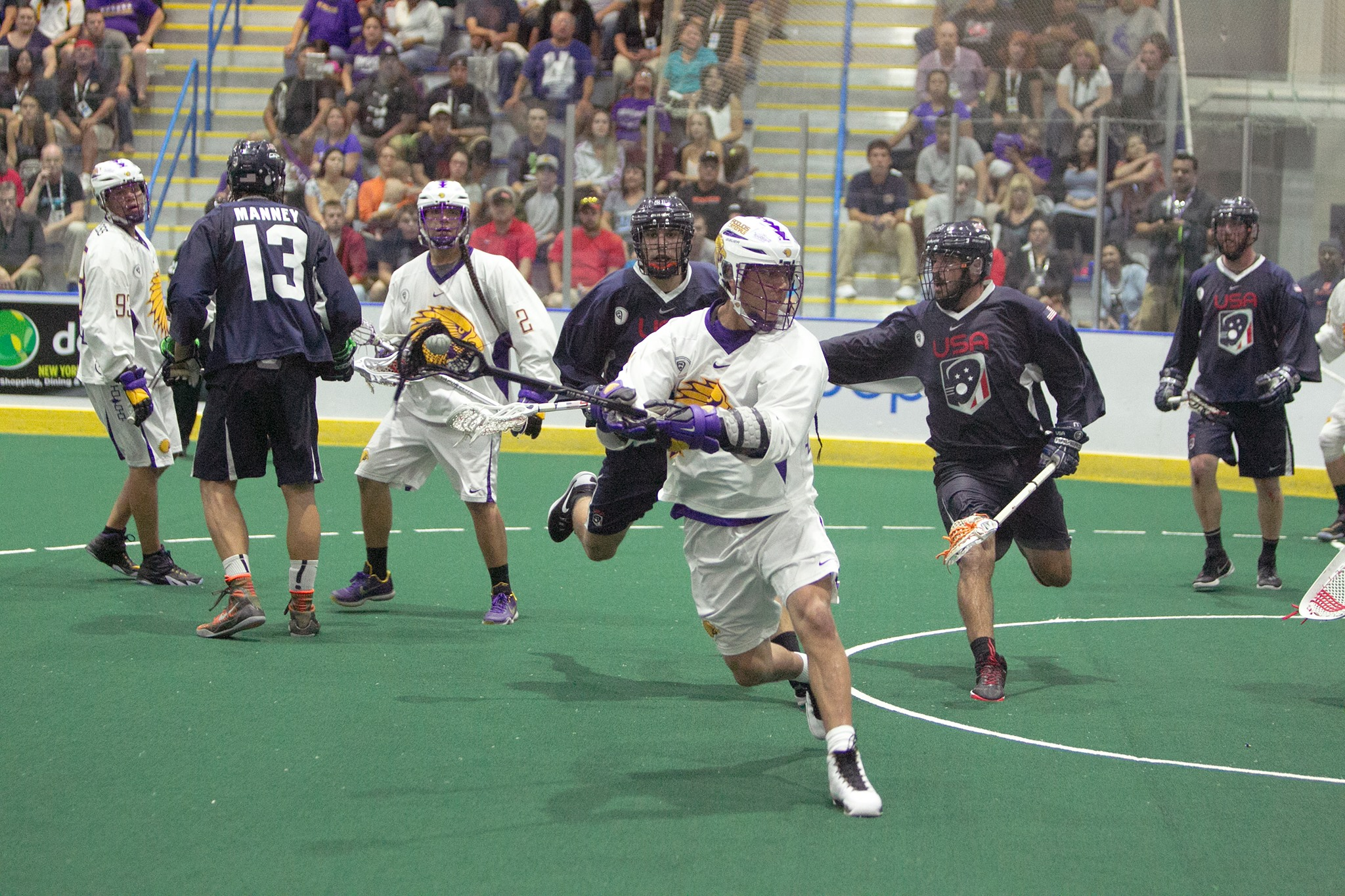 Lacrosse documentary 'Pride of a Nation' opens to strong reviews