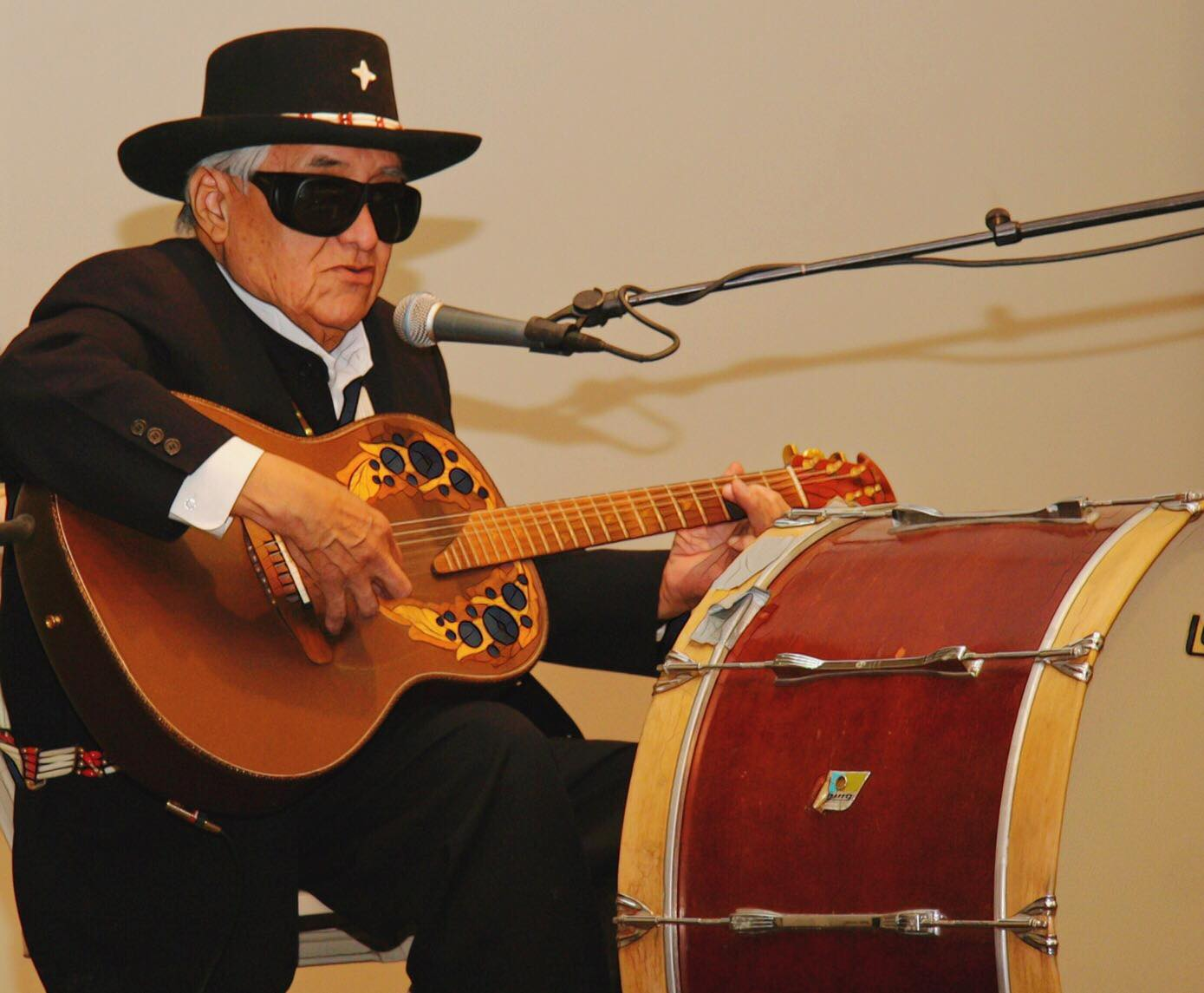 Doug George-Kanentiio: A Mescalero Apache music legend passes on