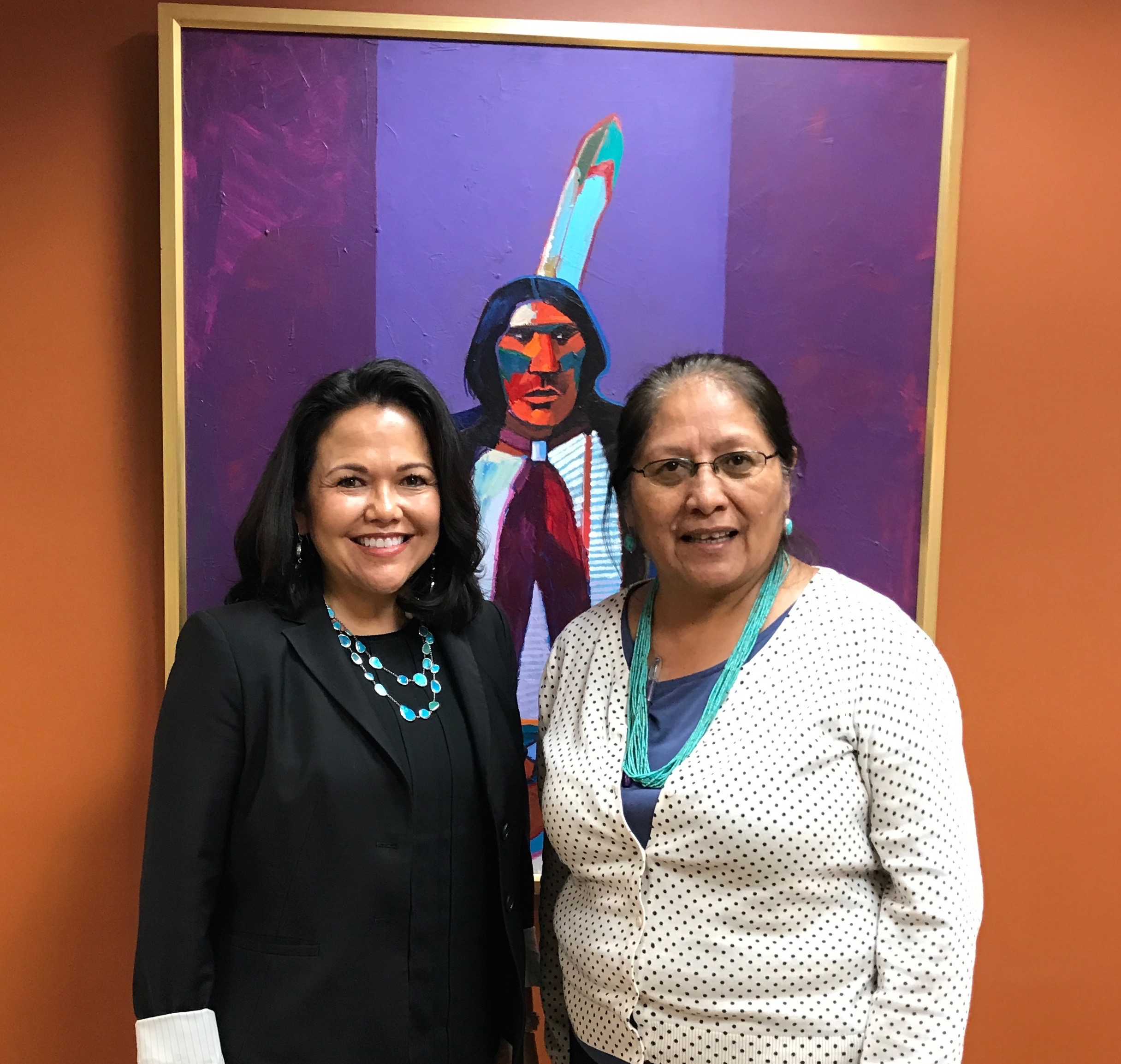 American Indian Graduate Center announces new board president