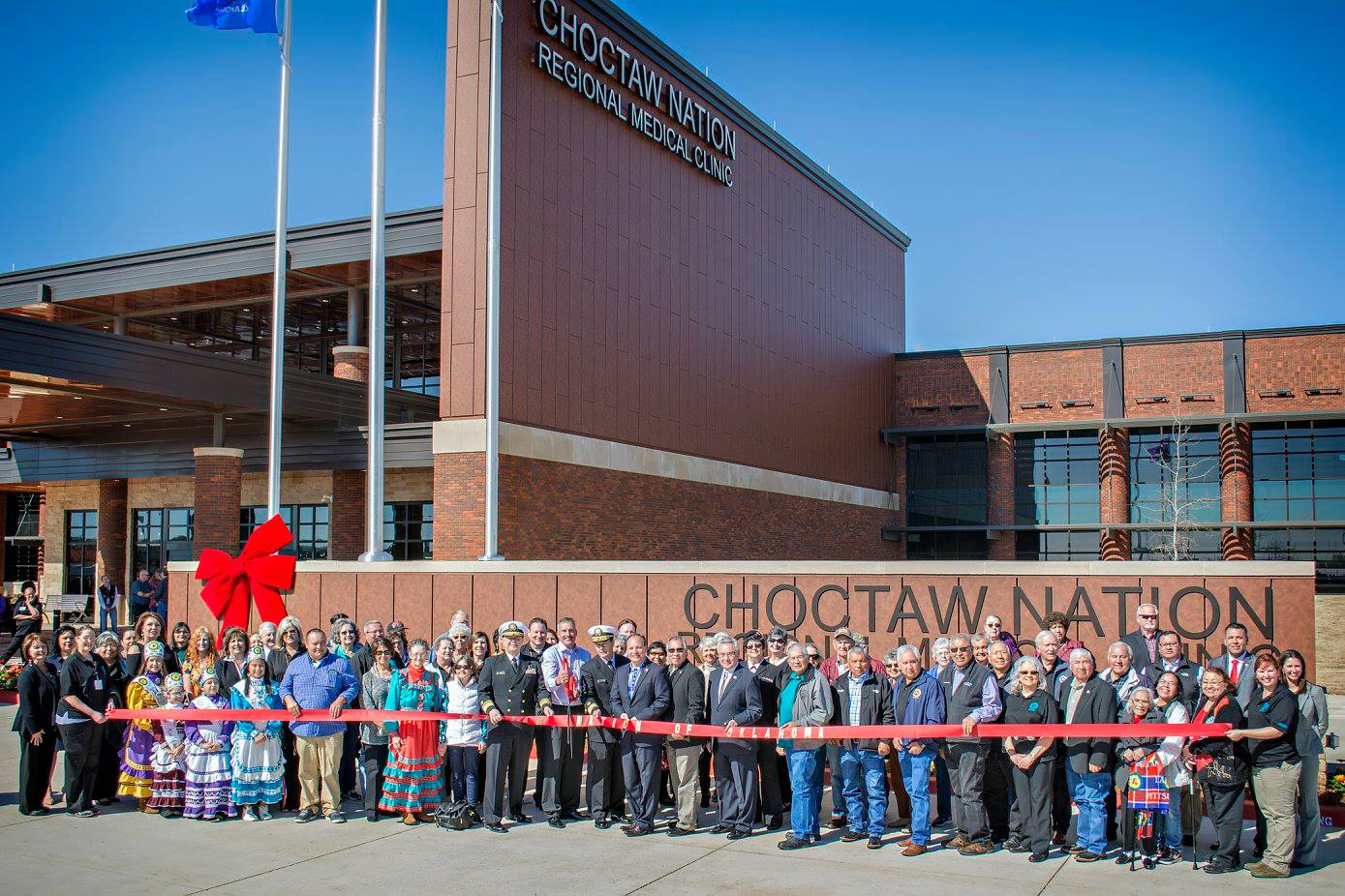 Choctaw Nation on a development boom with dozens of projects