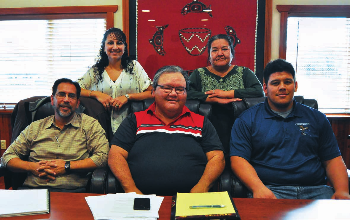 Chairman of Confederated Tribes of Chehalis Reservation resigns