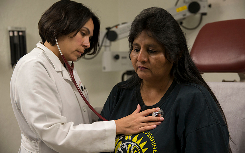 Cronkite News: Few Native Americans are becoming physicians