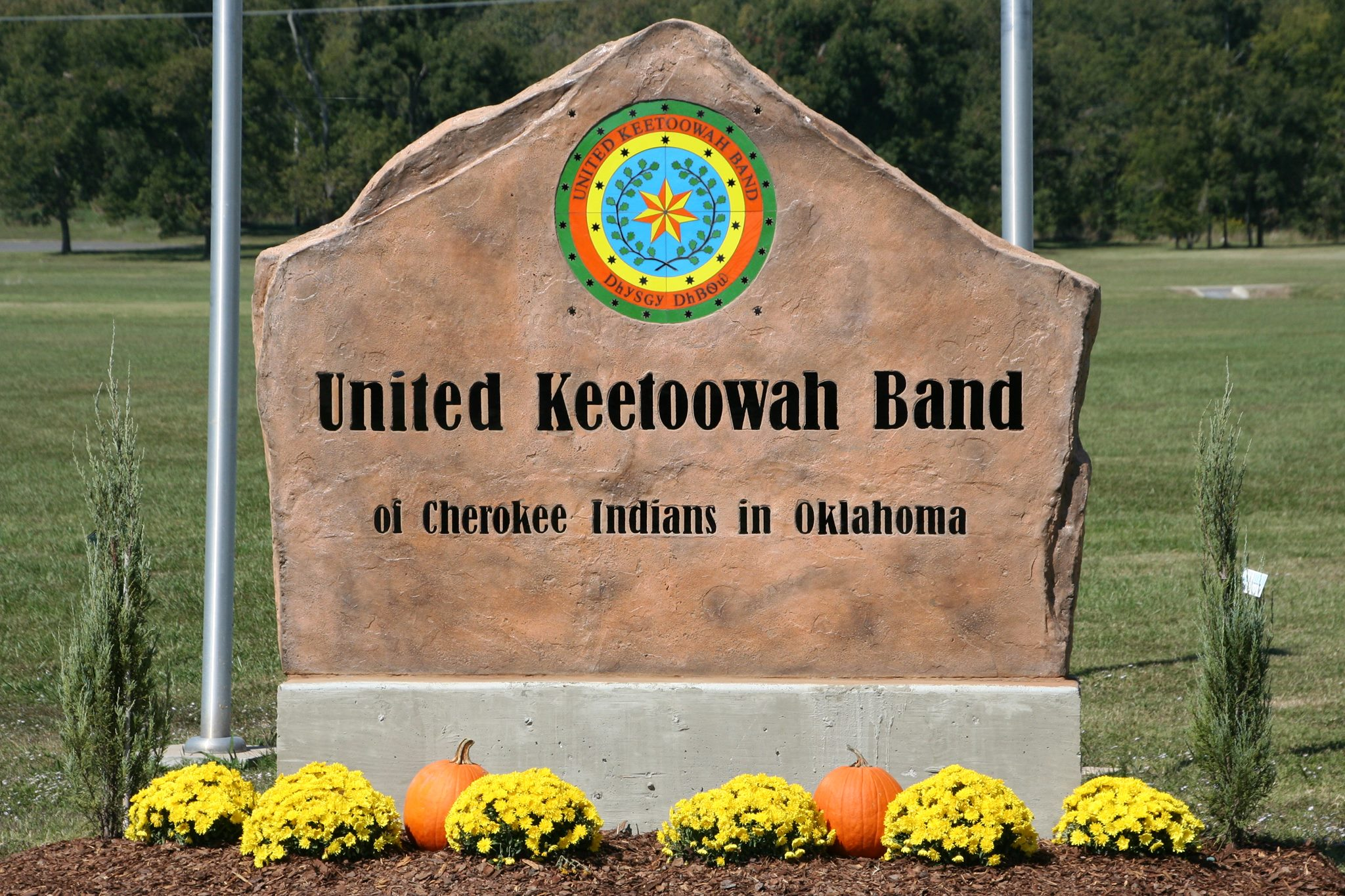 United Keetoowah Band eyes casino amid questions about land