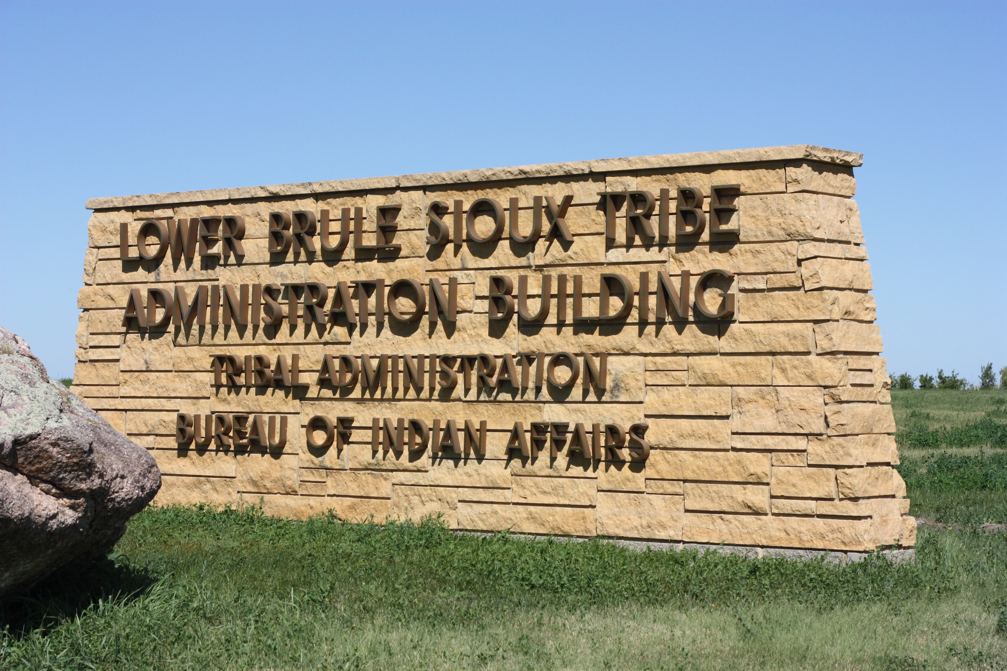 Lower Brule Sioux Tribe accused of 'misuse' of water project funds