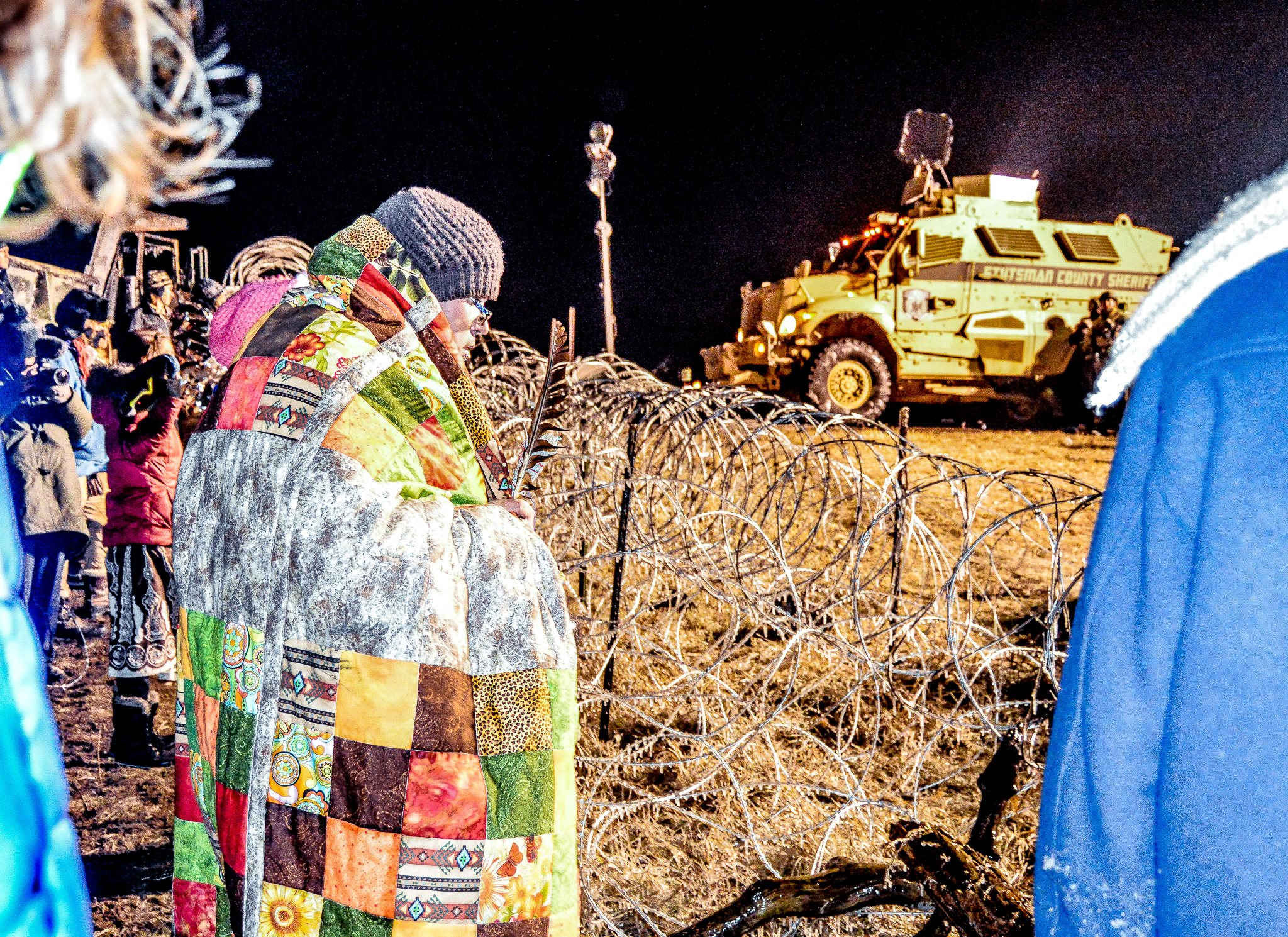 Peter d'Errico: Defending tribal sovereignty in the post-DAPL era