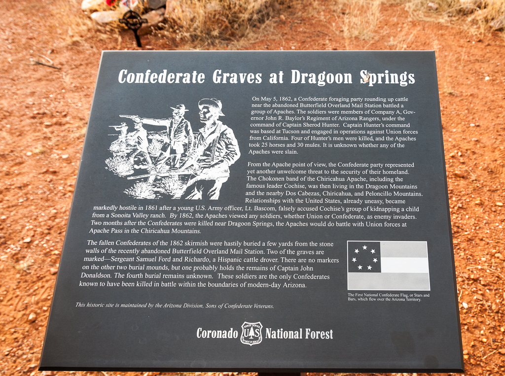 Cronkite News: Confederate monument in Apache land under fire