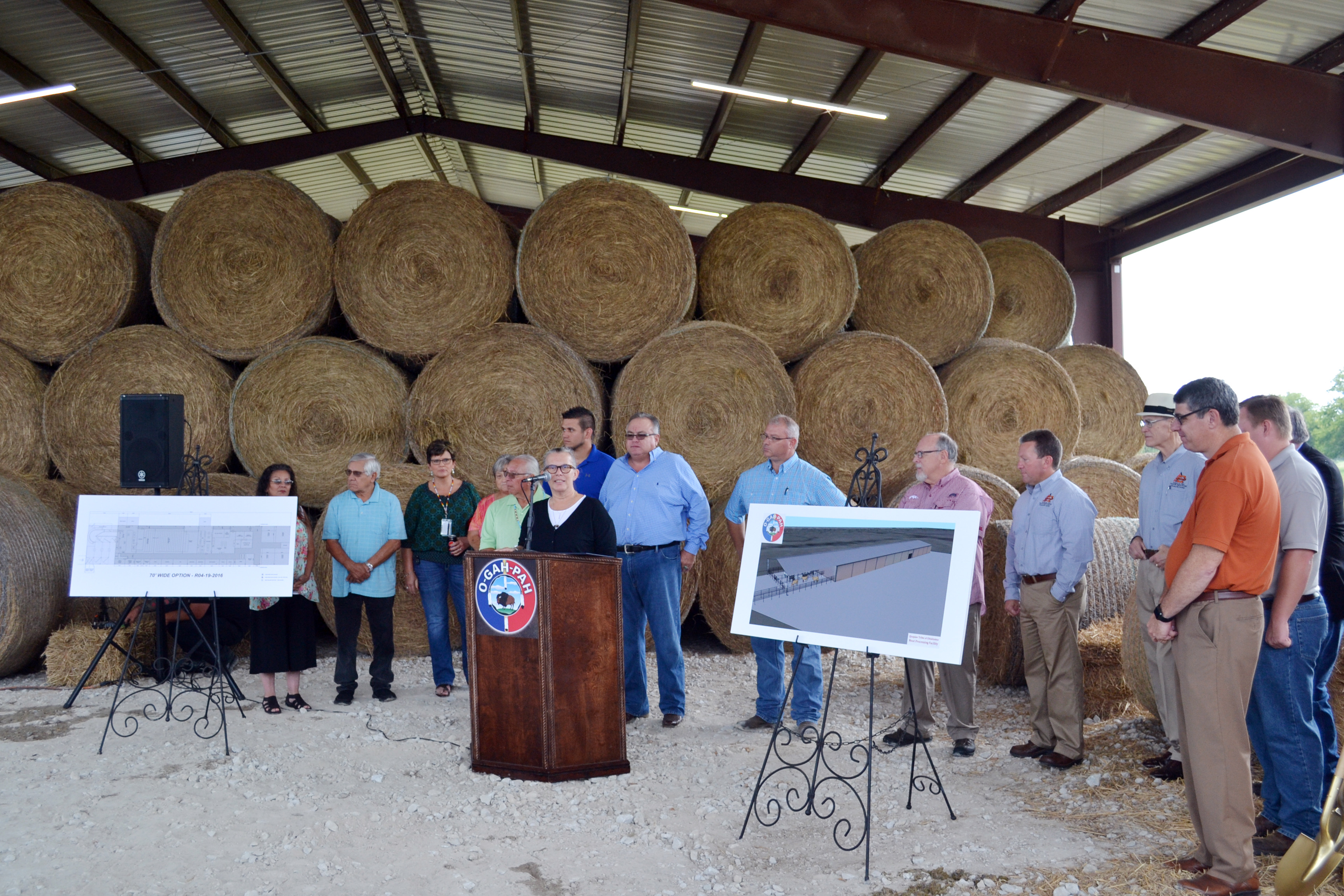 Quapaw Tribe expands agricultural efforts with processing plant