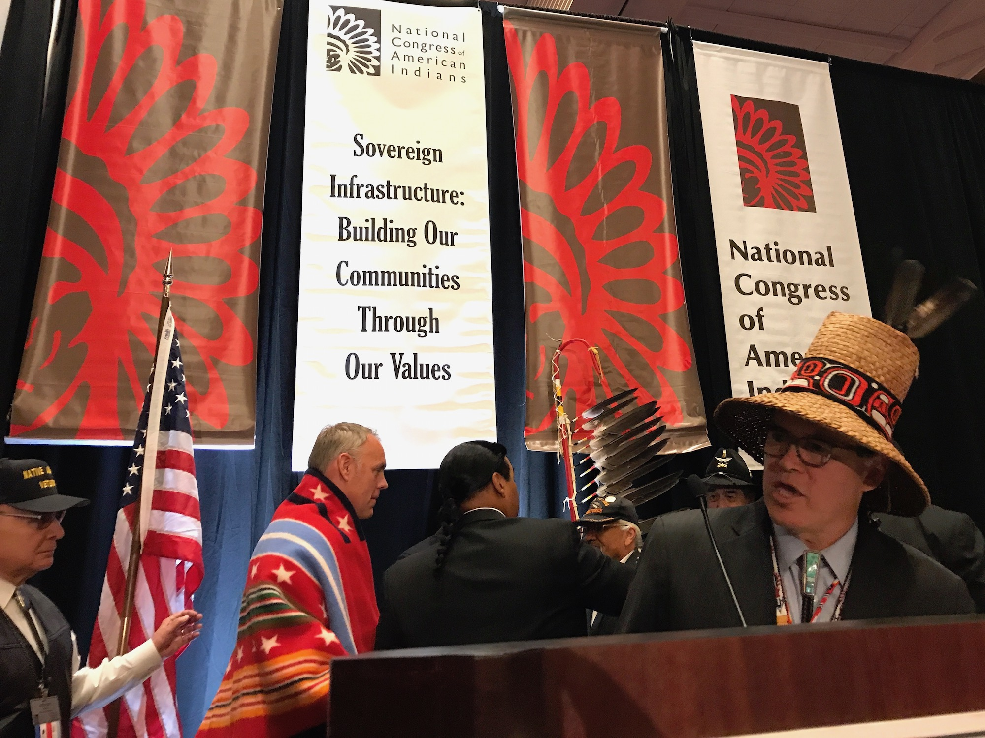 Key House committee under fire for moving slowly on tribal agenda