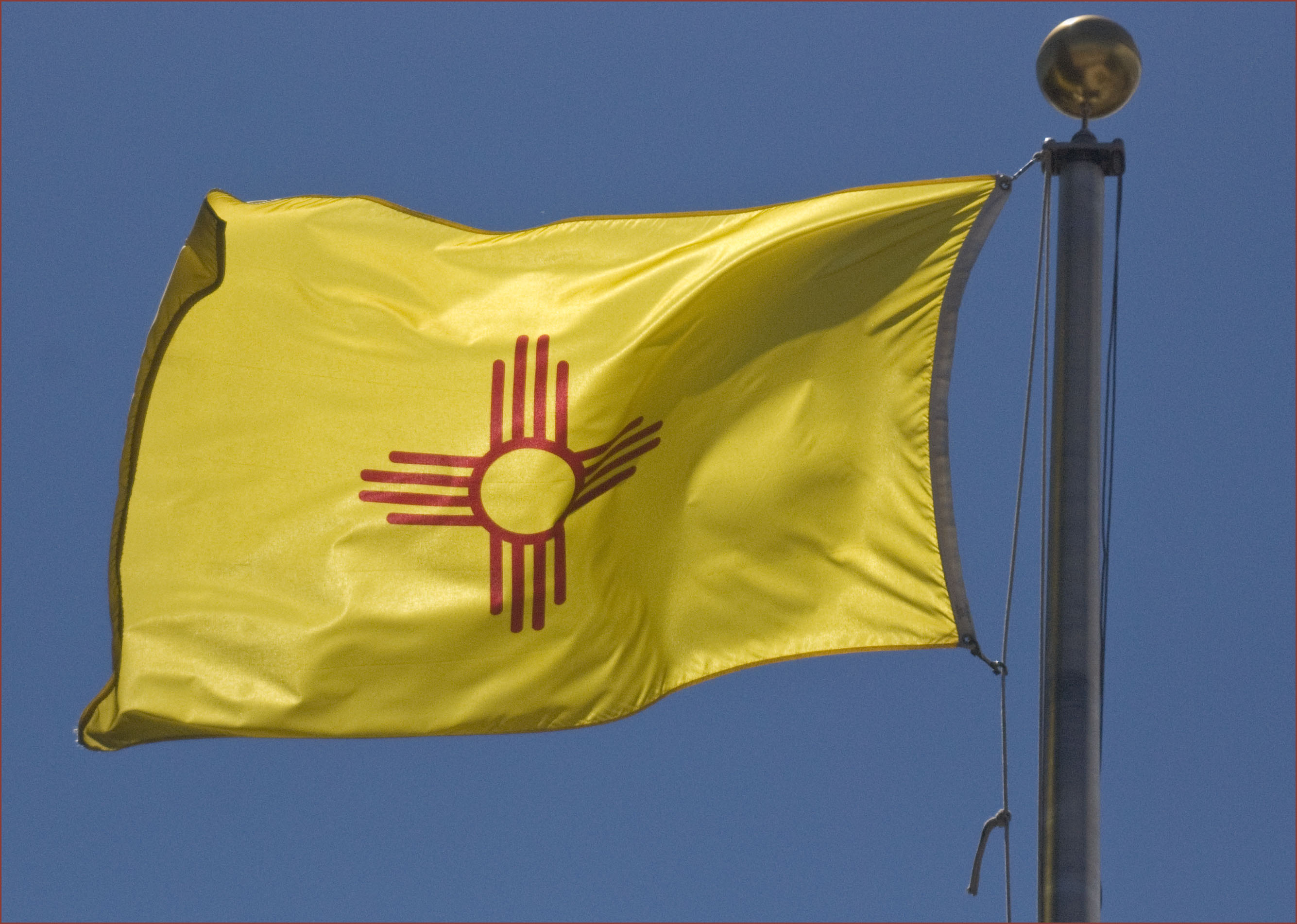 Zia Pueblo Wants Symbol Removed From Flag Of City In Far Away Wisconsin