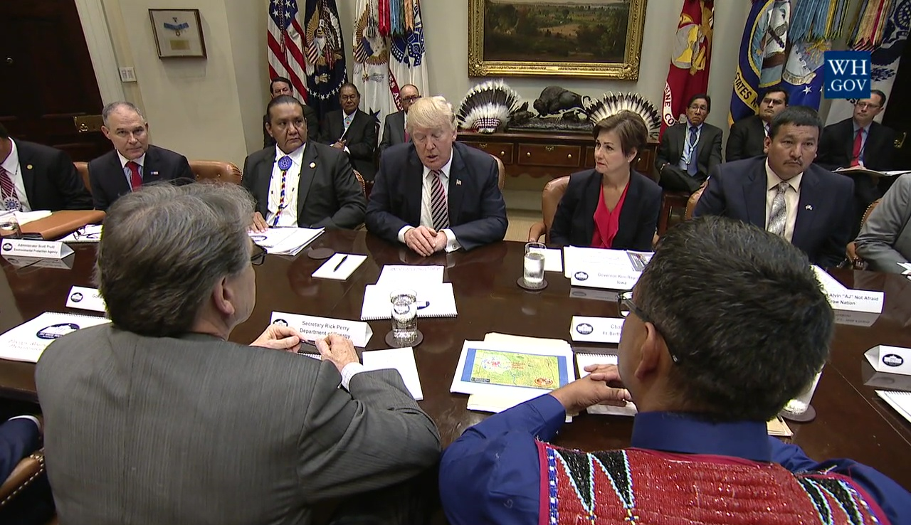 Mark Trahant: Trump tells tribal leaders that Medicaid cuts will be 'great'