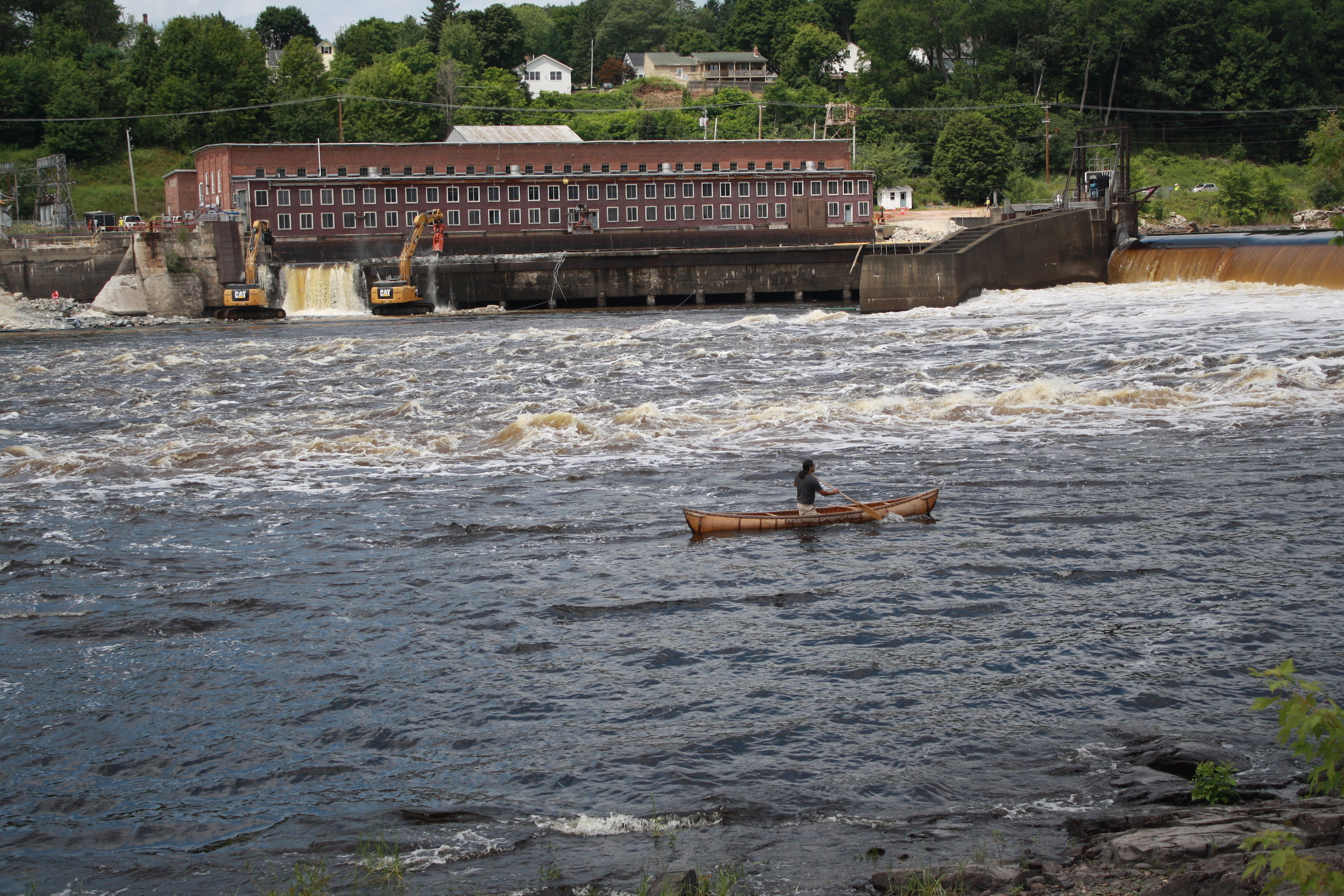 Penobscot Nation loses claim to ownership of namesake river in Maine