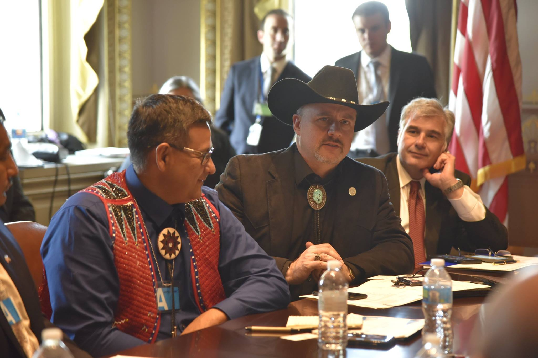 Secretary Zinke announces senior position at Bureau of Indian Affairs