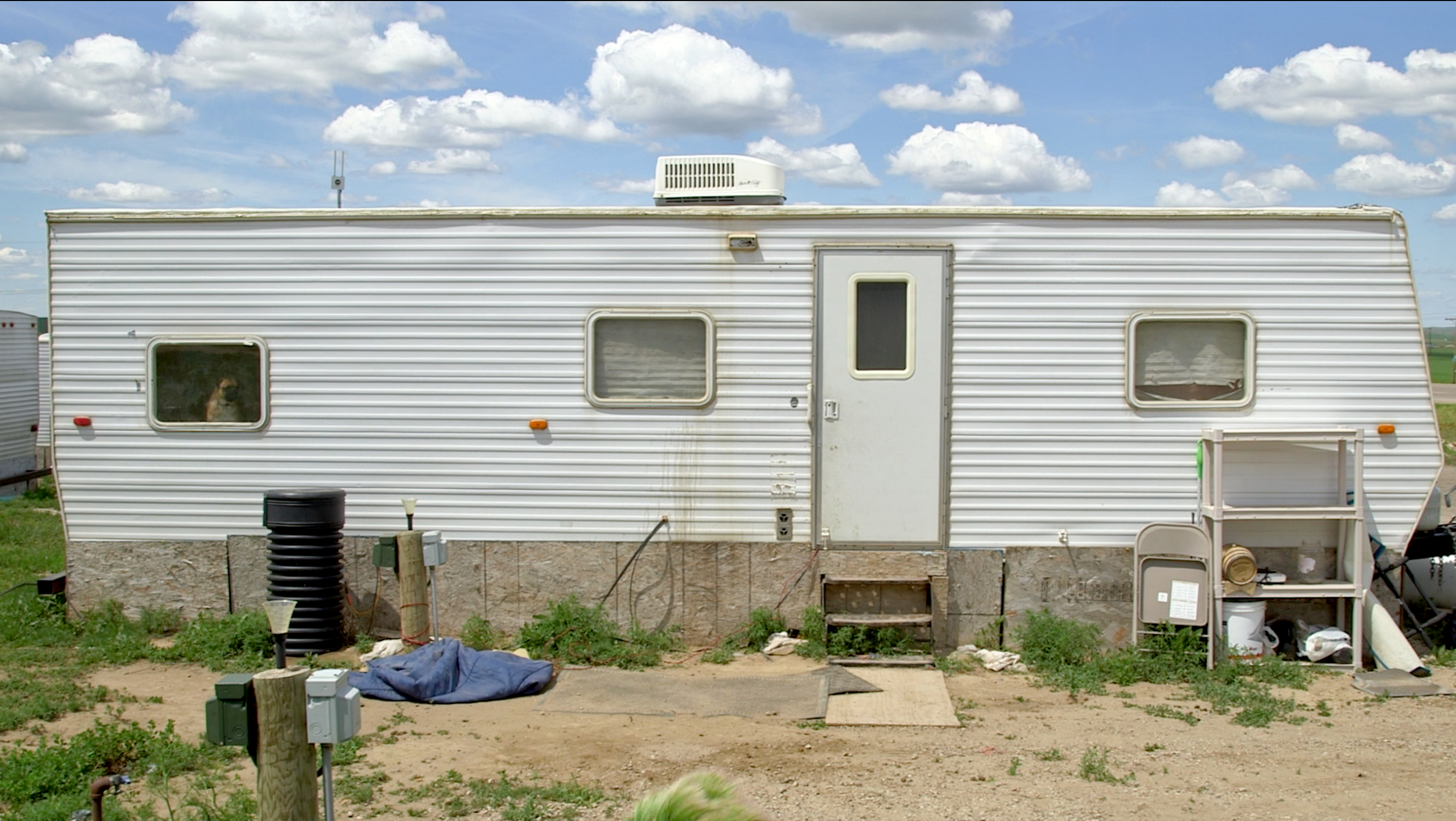 Delvin Cree: FEMA trailer problems still an issue in Indian Country