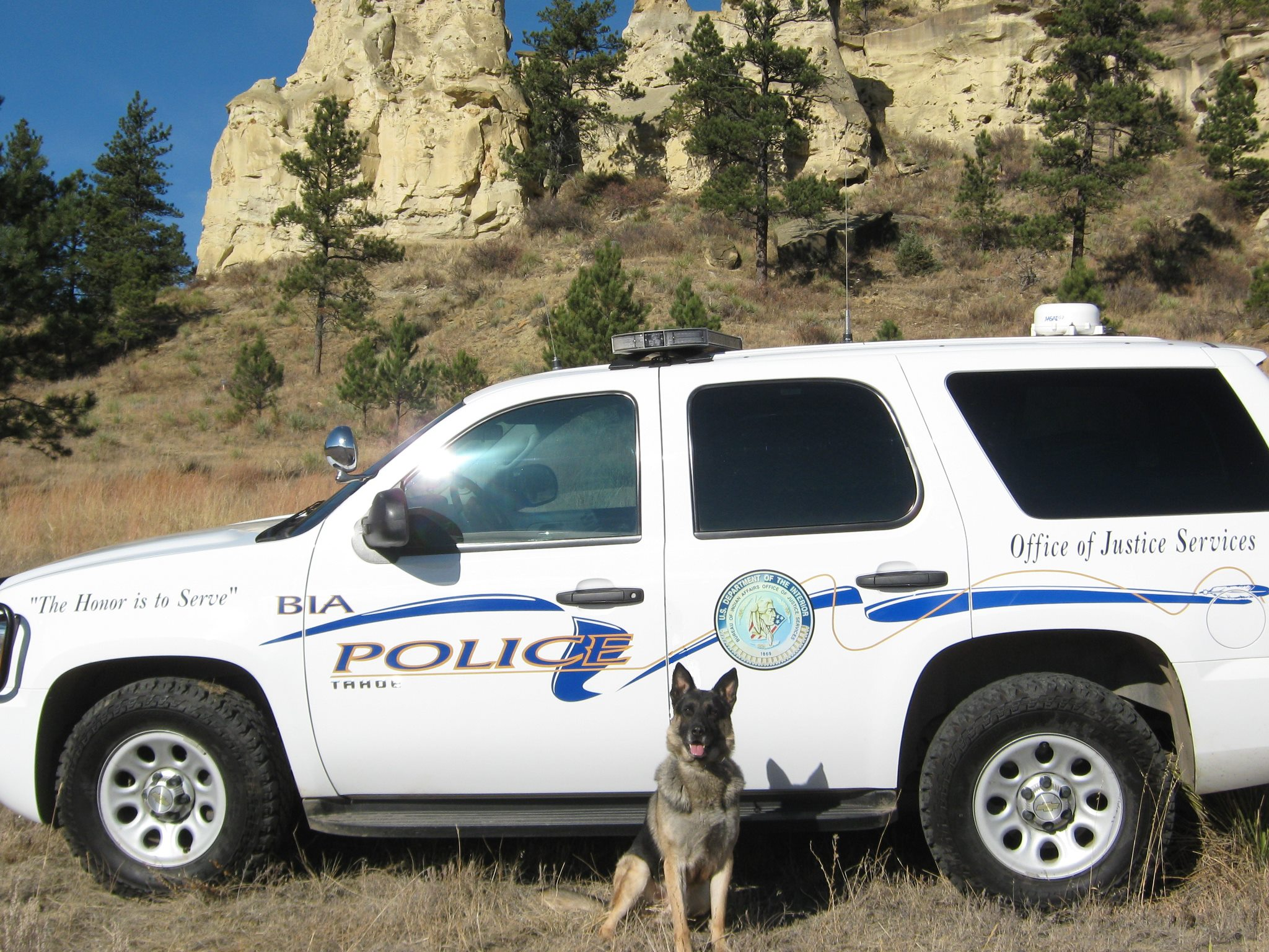Bureau of Indian Affairs officers can't be sued for arresting non-Indian in Montana