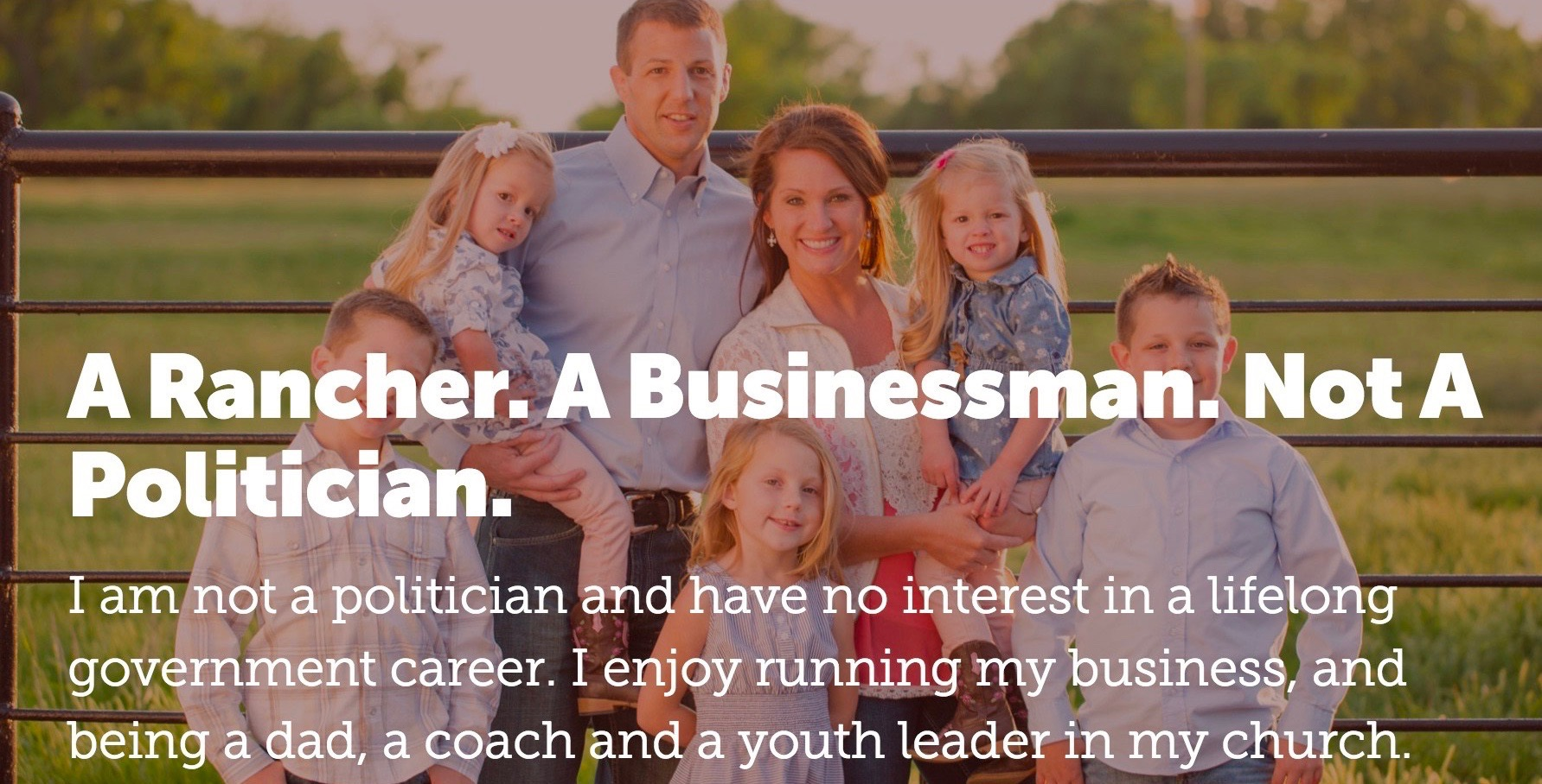 Mark Trahant: Markwayne Mullin breaks campaign pledge and becomes a career politician