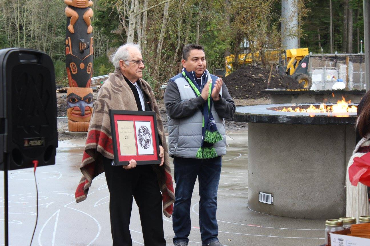 Port Gamble S'Klallam Tribe returns Jeromy Sullivan to chairman's post