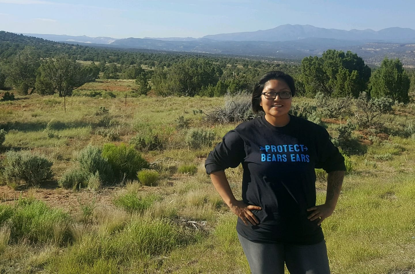 Navajo Nation citizen Carol Surveyor announces run for Congress in Utah