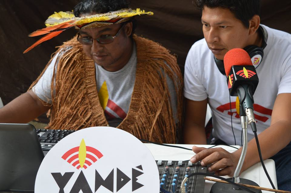 Global Voices: Digital radio station promotes indigenous communities in Brazil