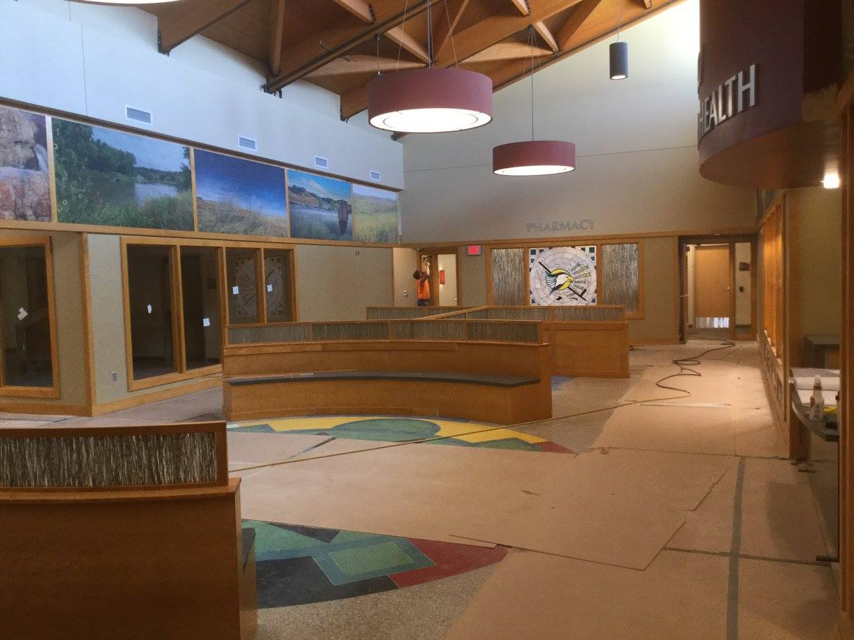 Flandreau Santee Sioux Tribe schedules grand opening for new health clinic