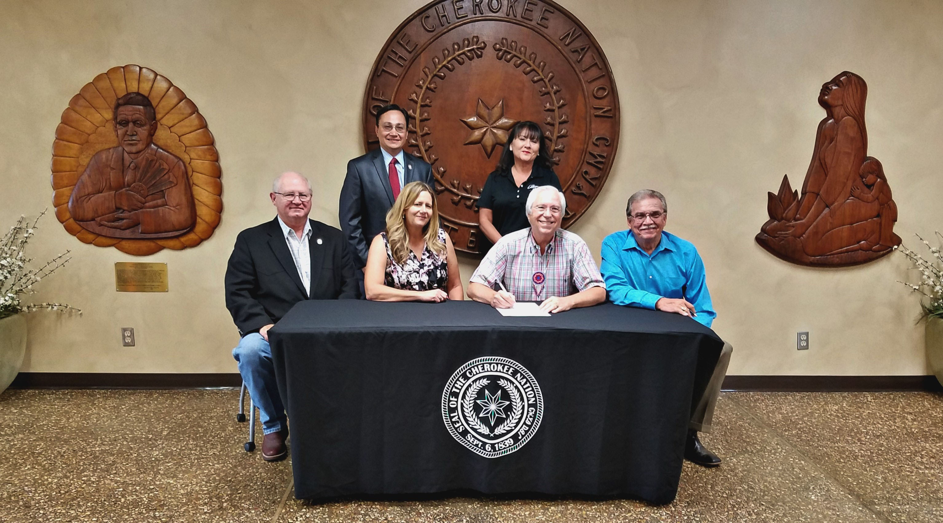 Cherokee Nation hails approval of land-into-trust application for health center