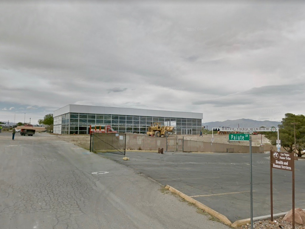 Las Vegas Paiute Tribe prepares to open largest marijuana dispensary in nation