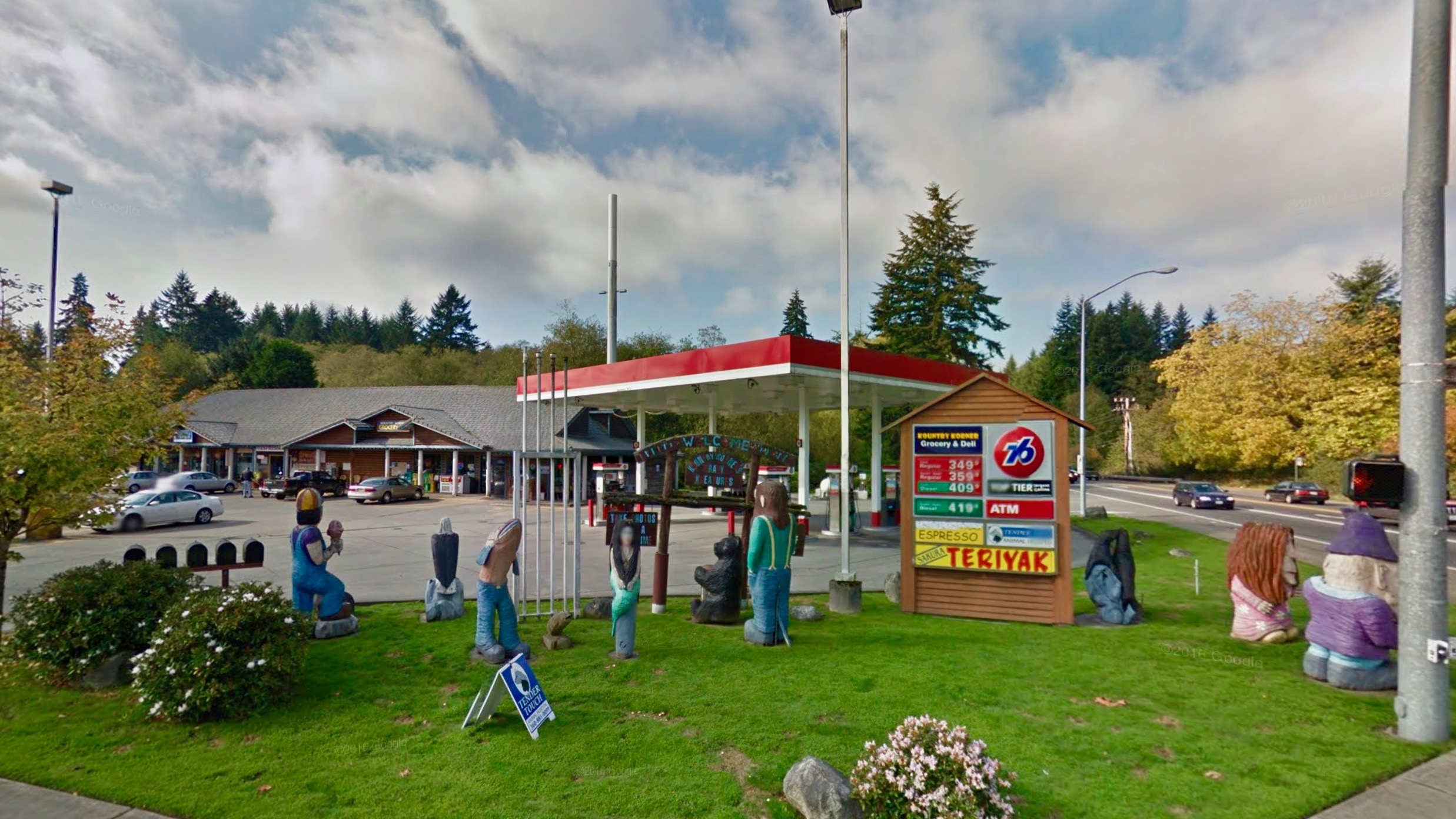 Port Gamble S'Klallam Tribe buys well-known gas station and store for $2.3 million