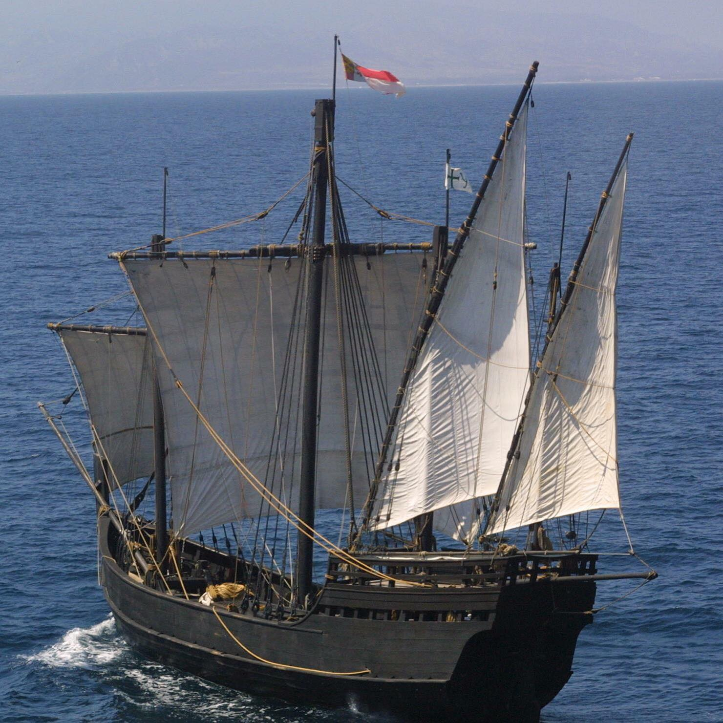 Grand Traverse Band wasn't consulted about ill-timed visit by Christopher Columbus replica ships