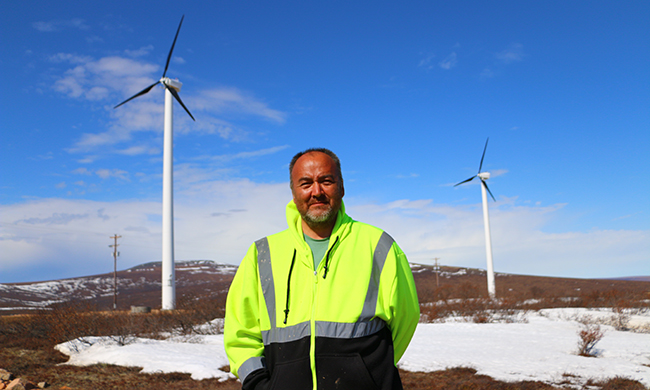 YES! Magazine: Native communities in Alaska are turning to renewable energy