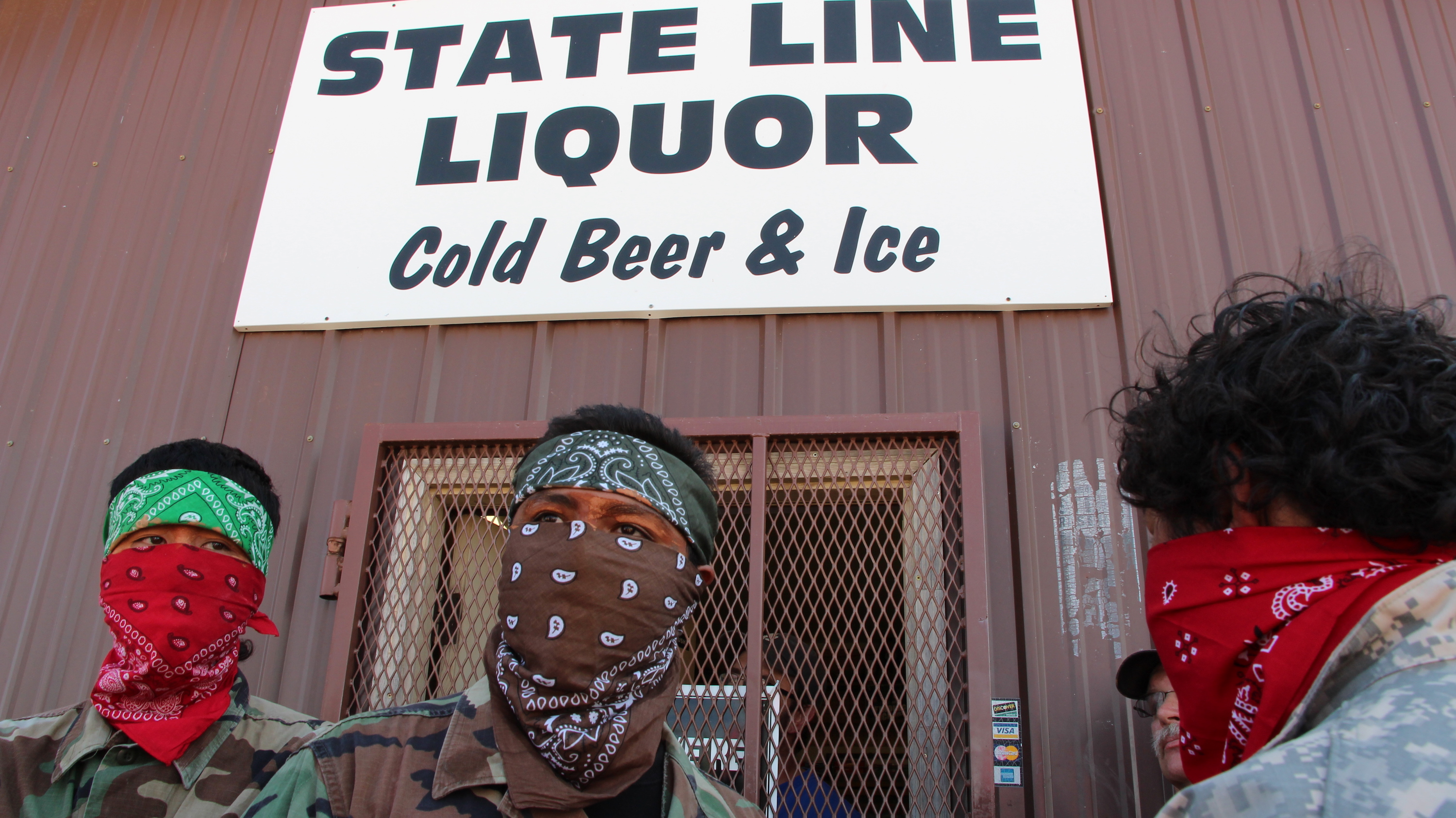 Liquor stores in Pine Ridge Reservation border town ask court for ruling to reopen