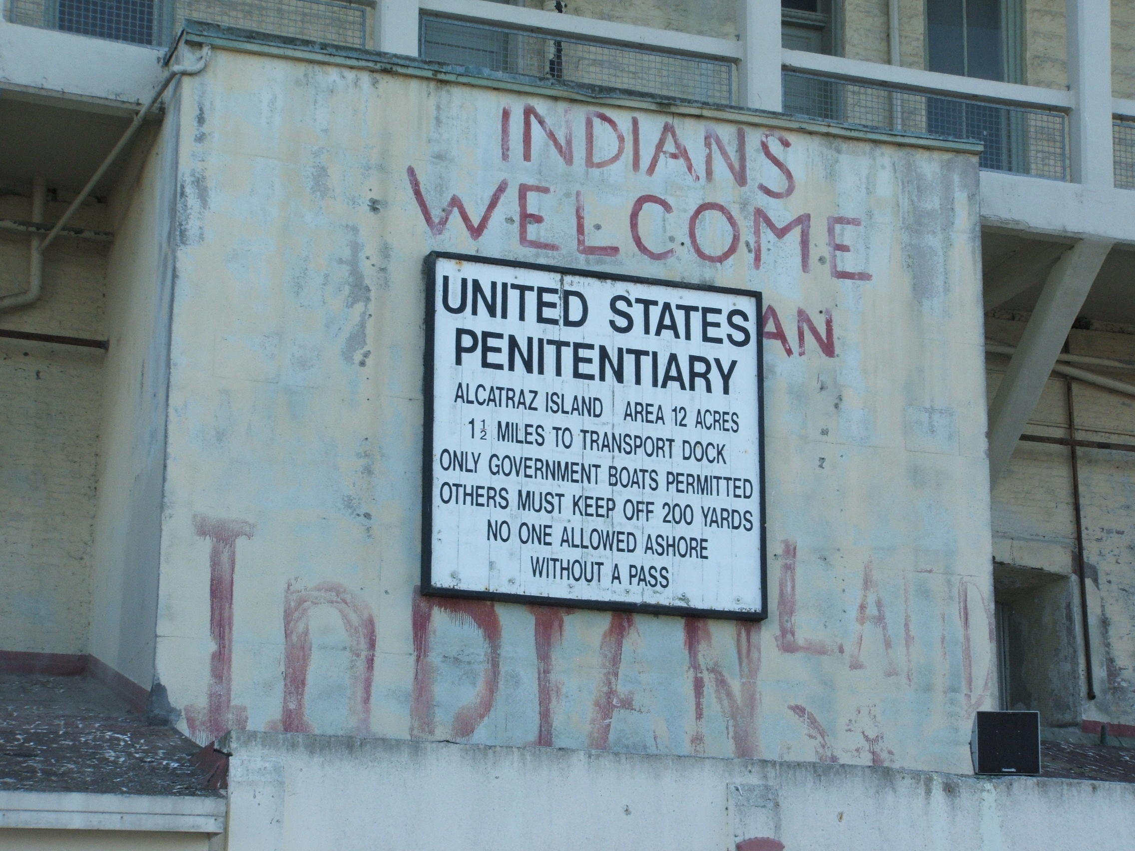 Dean Chavers: Remembering the Indian occupation of Alcatraz Island in 1969