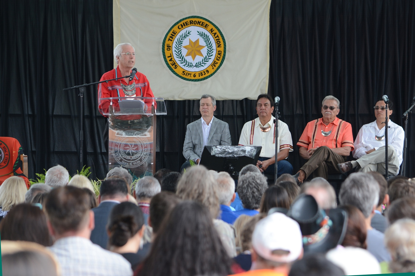 Cherokee Nation accepts court ruling and welcomes Freedmen for citizenship