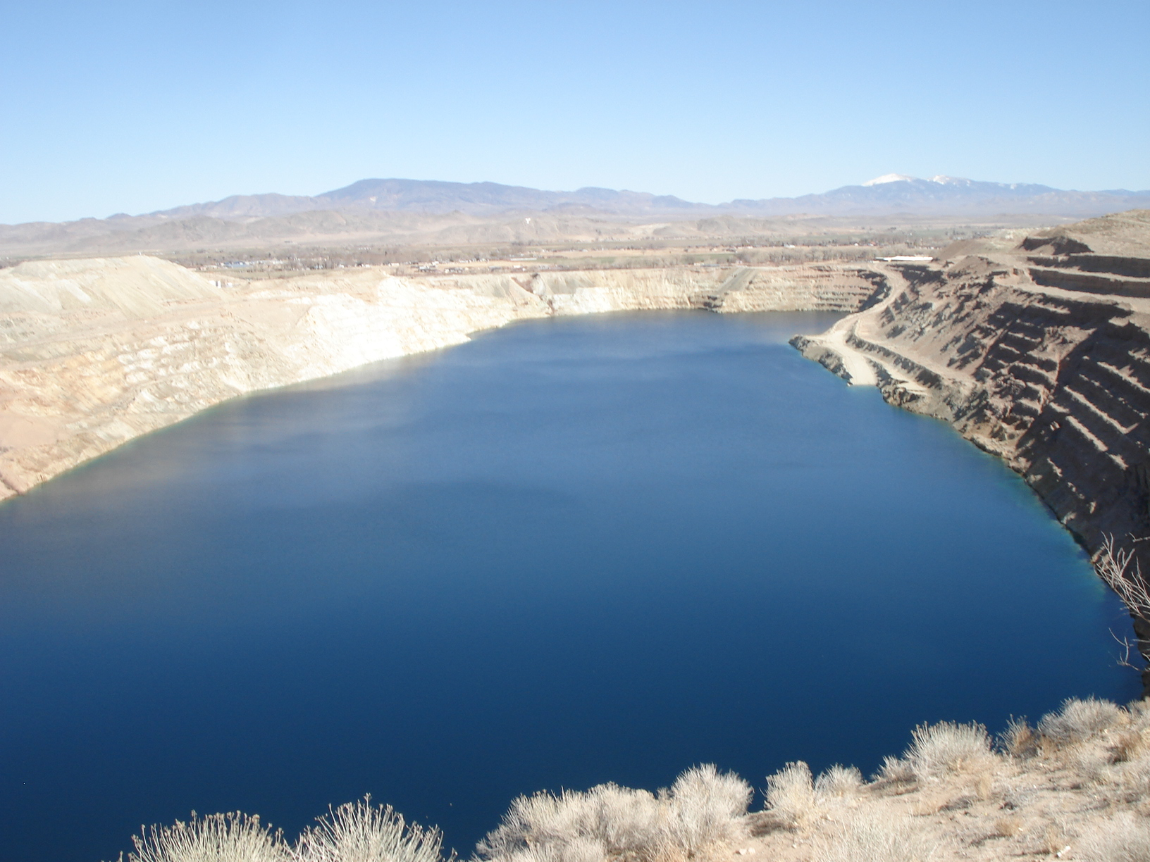 Yerington Paiute Tribe sues owners of abandoned mine for millions of dollars