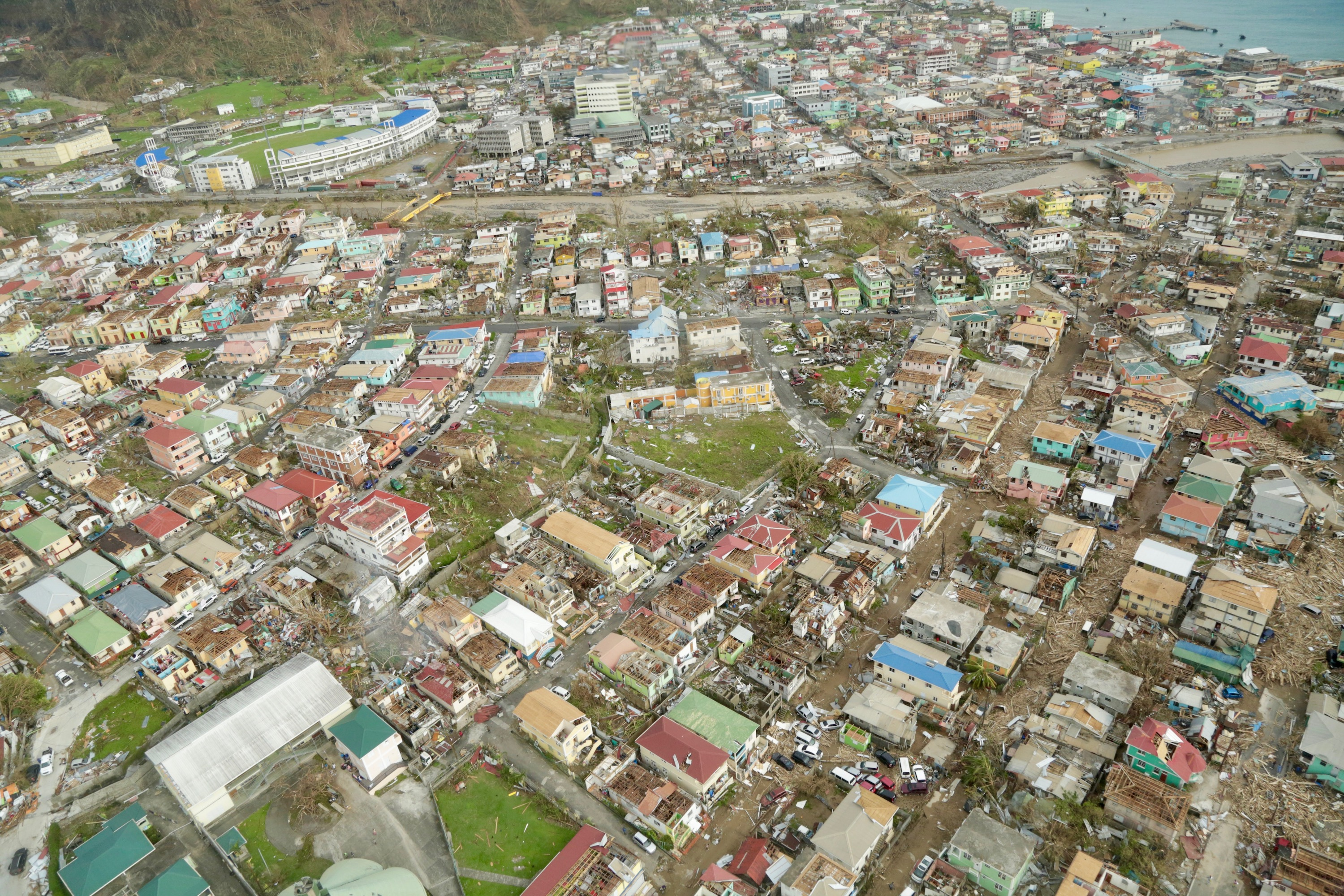 Mark Trahant: Indigenous community in Dominica takes major hit from hurricane