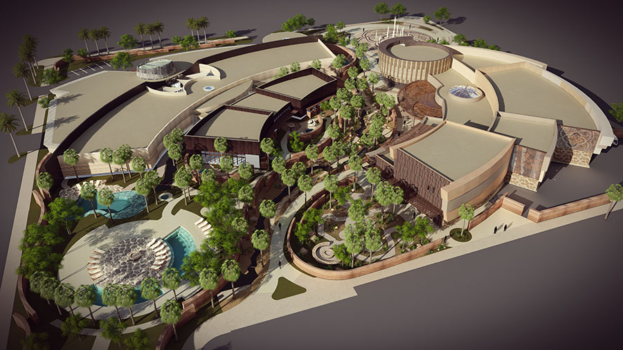 Agua Caliente Band showcases culture with major development in Palm Springs