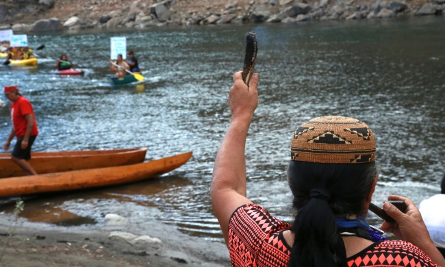 YES! Magazine: Winnemem Wintu Tribe struggles to bring salmon back home
