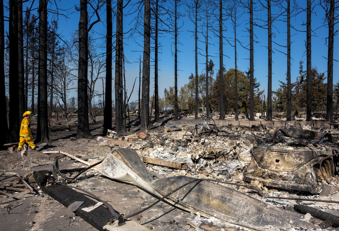Tribes open their doors in response to devastating wildfires in northern California