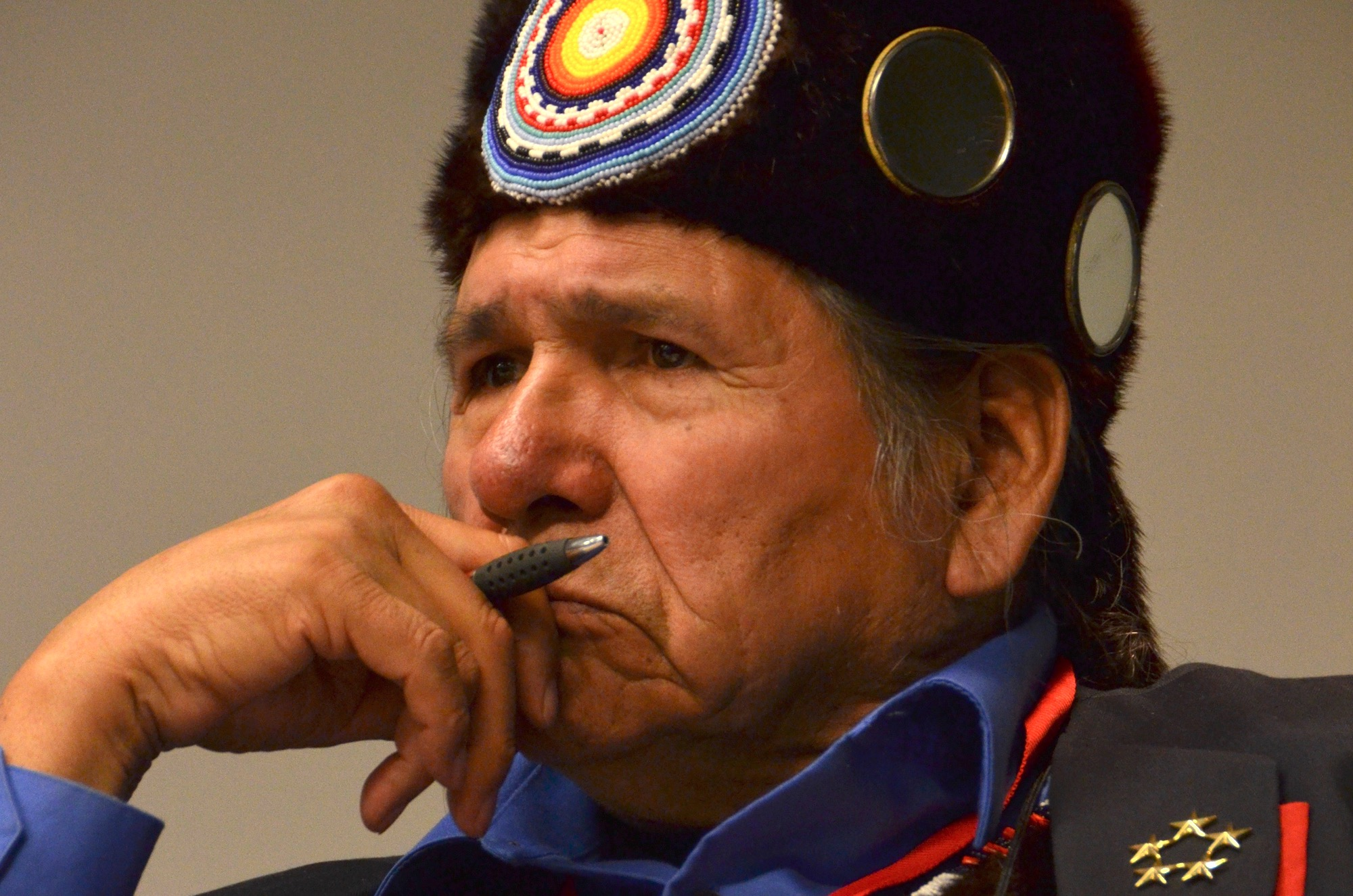 Albert Bender: Indigenous community in Nashville honors warrior Dennis Banks