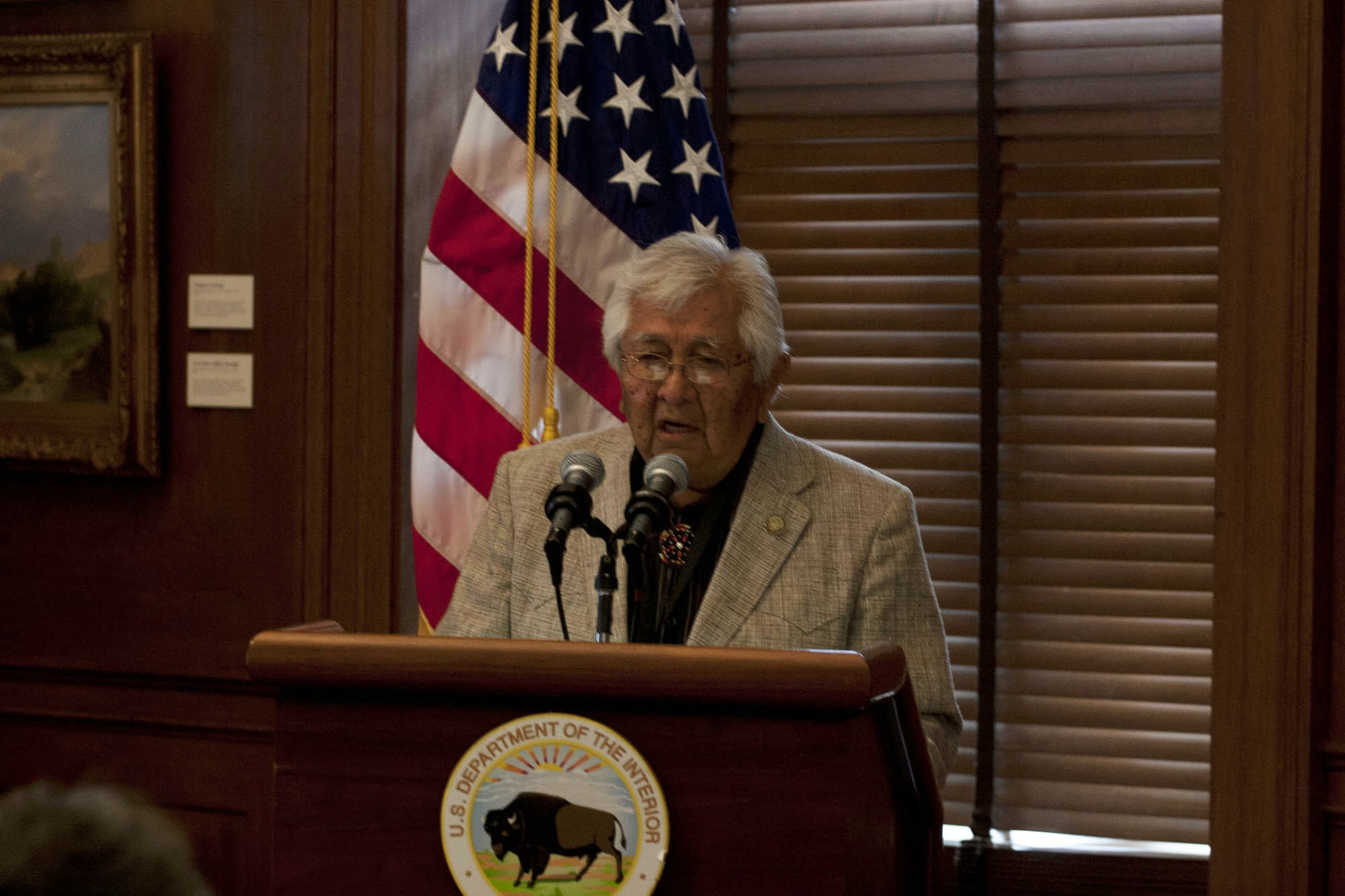 House subcommittee takes up water bill for White Mountain Apache Tribe