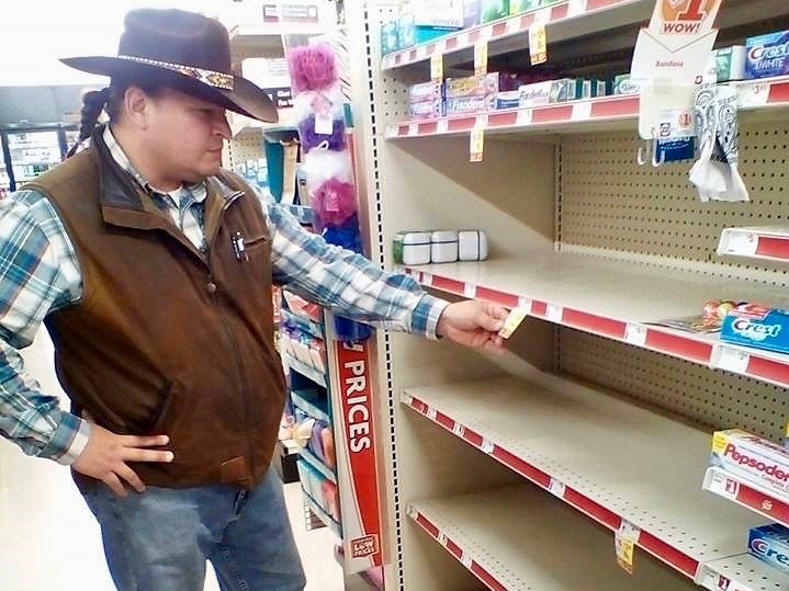 Native Sun News Today: Cheyenne River Sioux Tribe takes aim at mouthwash