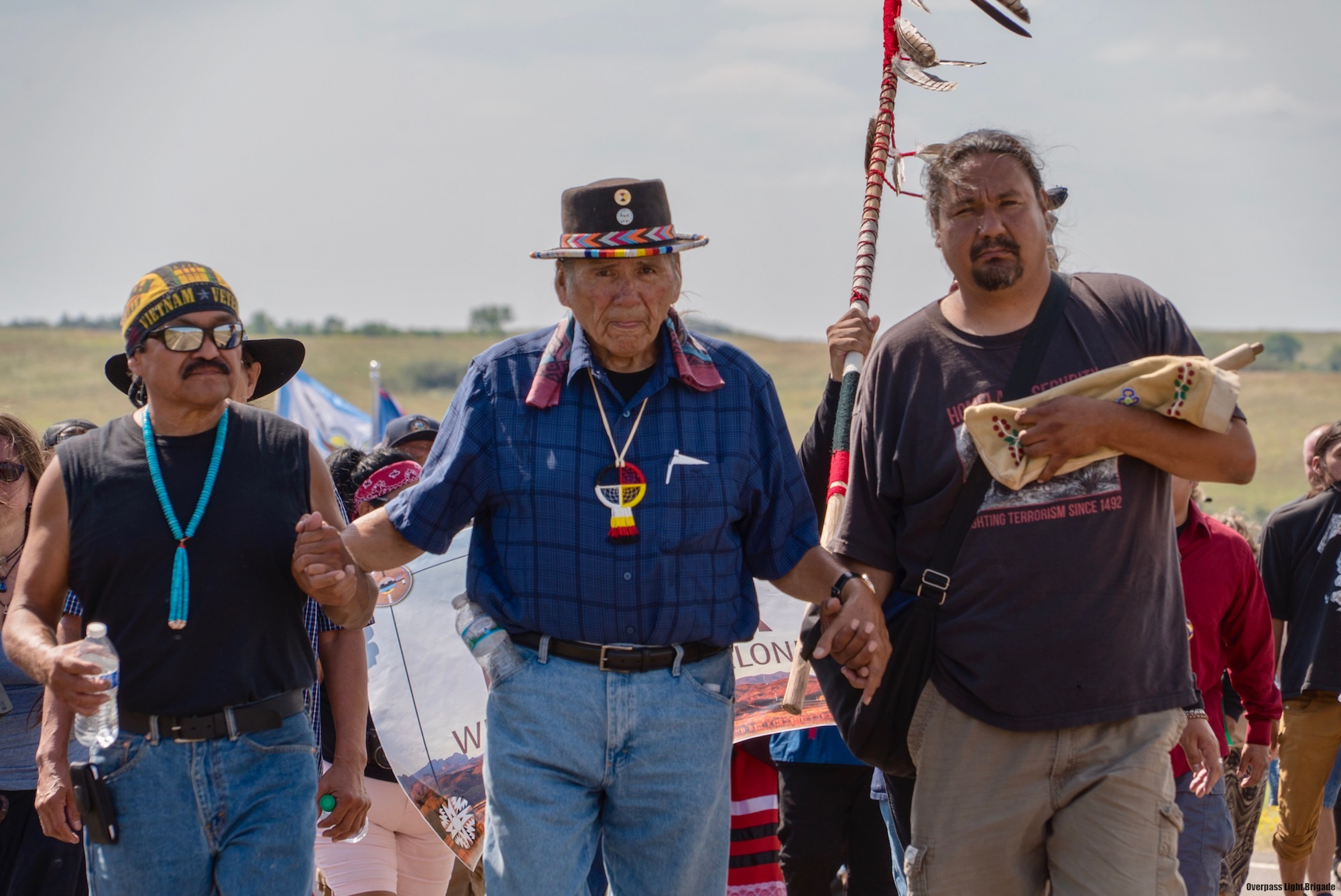 Leonard Peltier: Dennis Banks was one of the greatest Indian warriors of our time