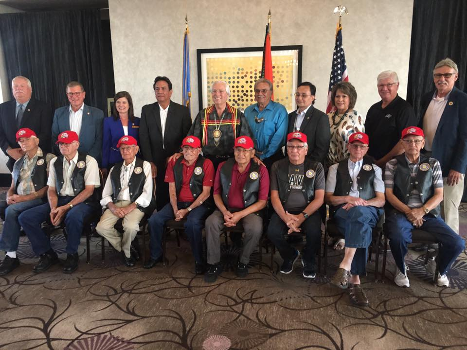 Bill John Baker: Cherokee Nation takes time to honor veteran brothers and sisters