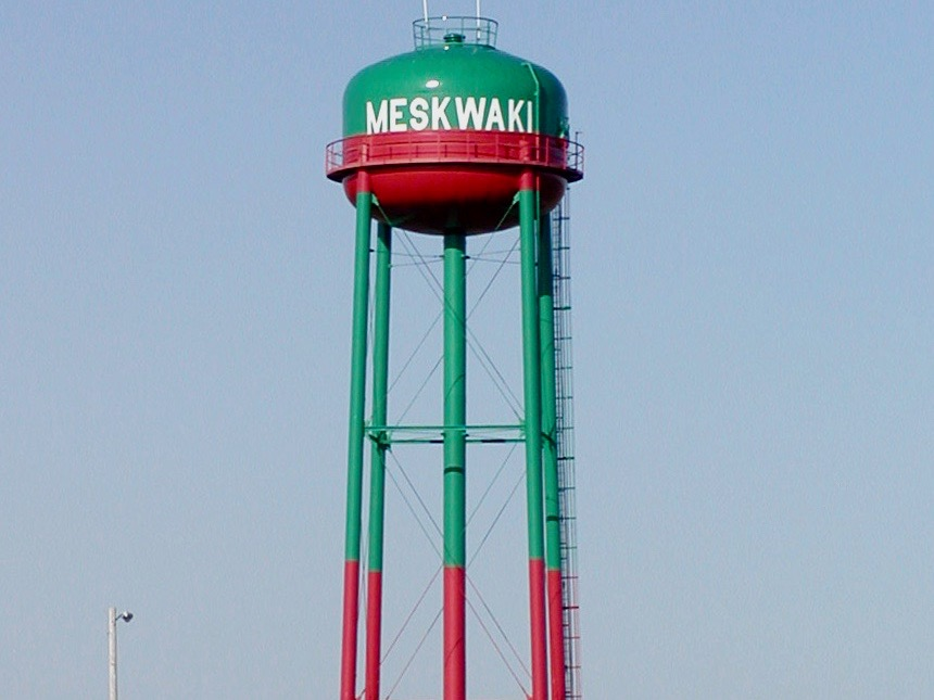 Meskwaki Nation supports state jurisdiction over non-Indians at casino