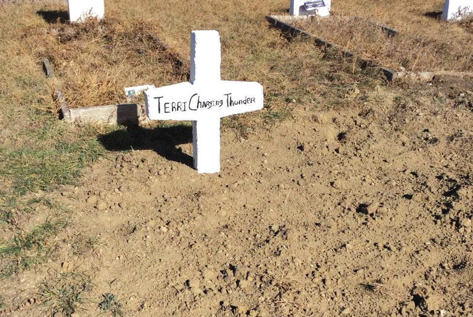 Native Sun News Today: Lakota woman removed from grave by adoptive non-Indian mother