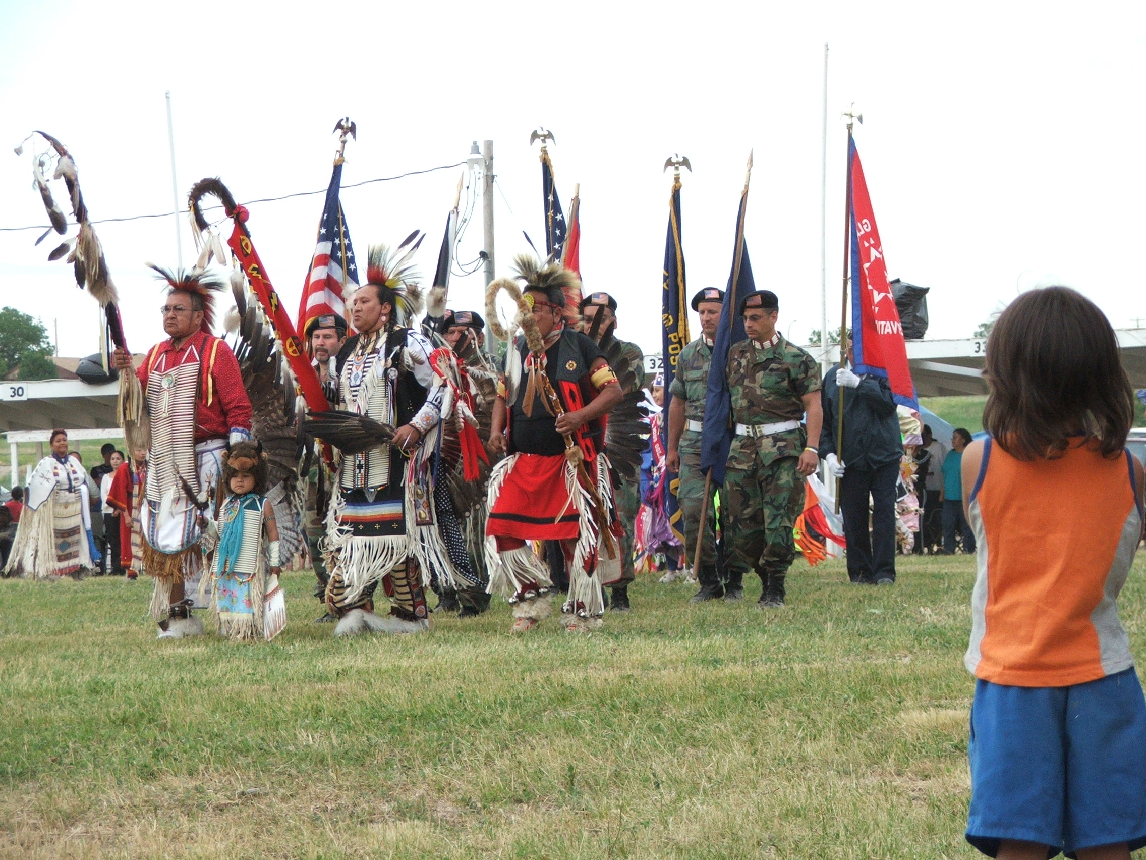 Native Sun News Today Editorial: A special salute to the Native Americans who proudly served