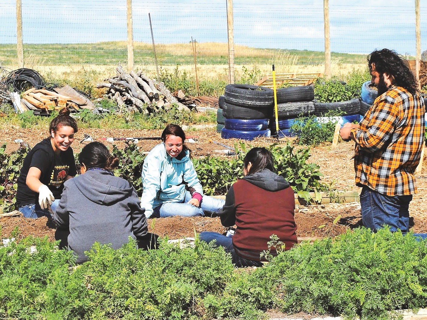 Native Sun News Today: Food sovereignty in action on South Dakota reservations