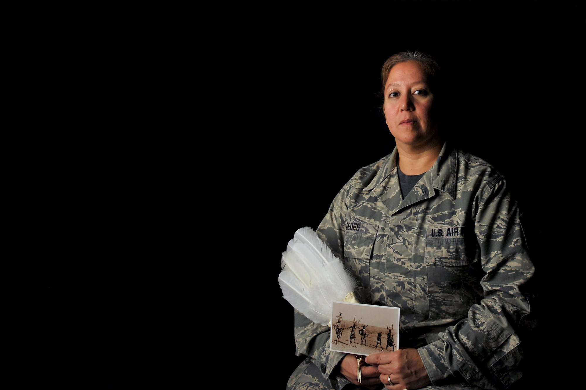 DVIDS: White Mountain Apache soldier proud to represent her tribe in the military
